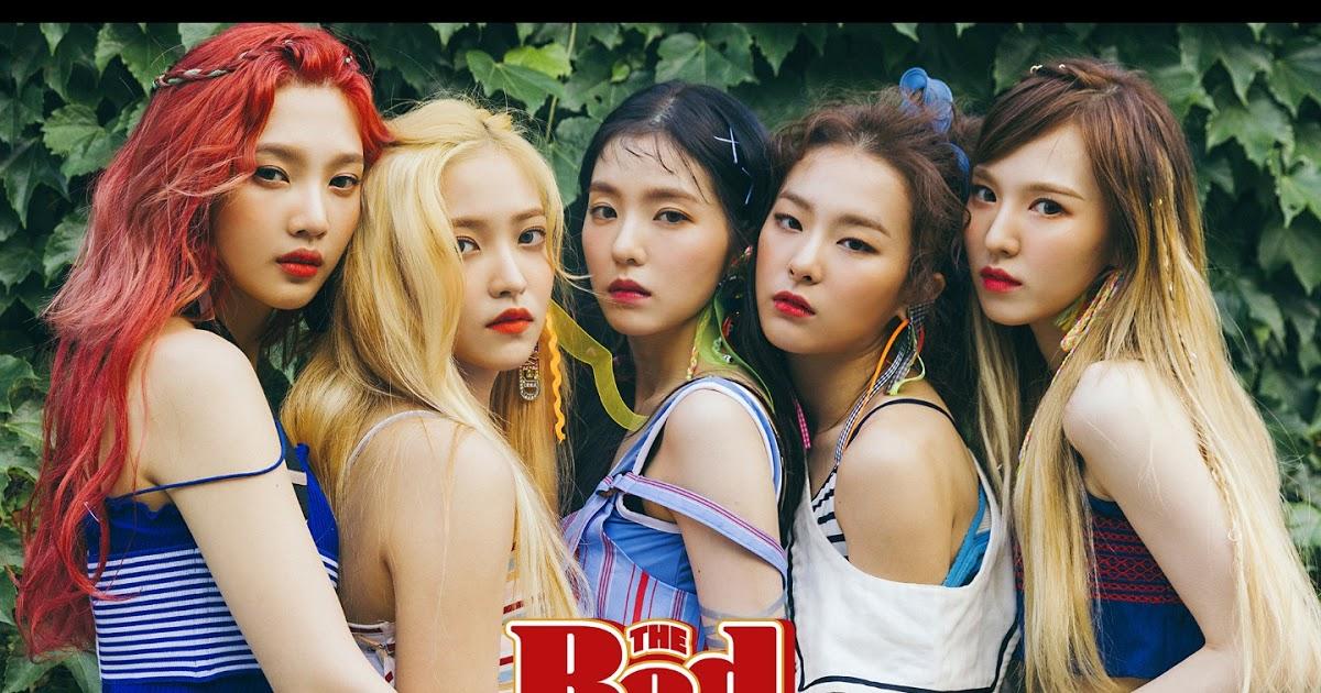Red Velvet Joy Red Flavor - 1200x630 - Download HD ...
