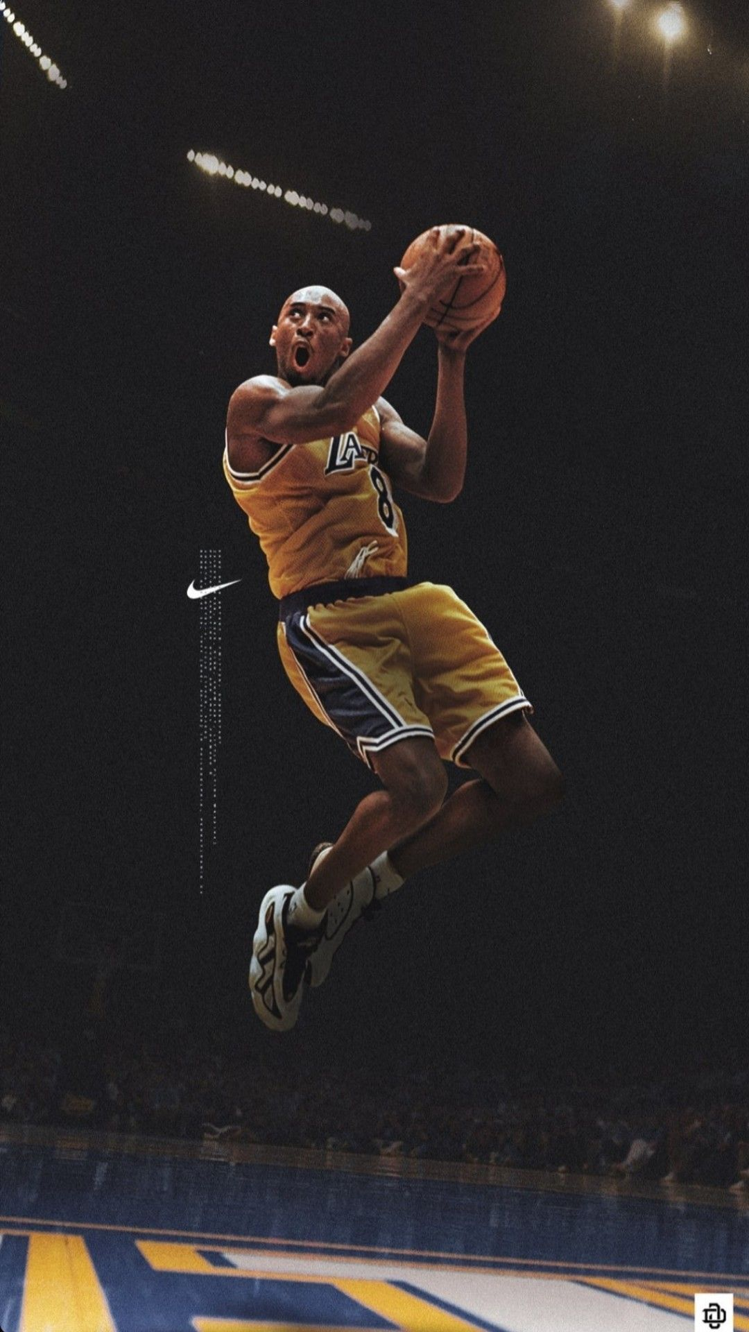 Kobe Bryant Wallpaper Iphone 1080x1920 Download Hd Wallpaper Wallpapertip