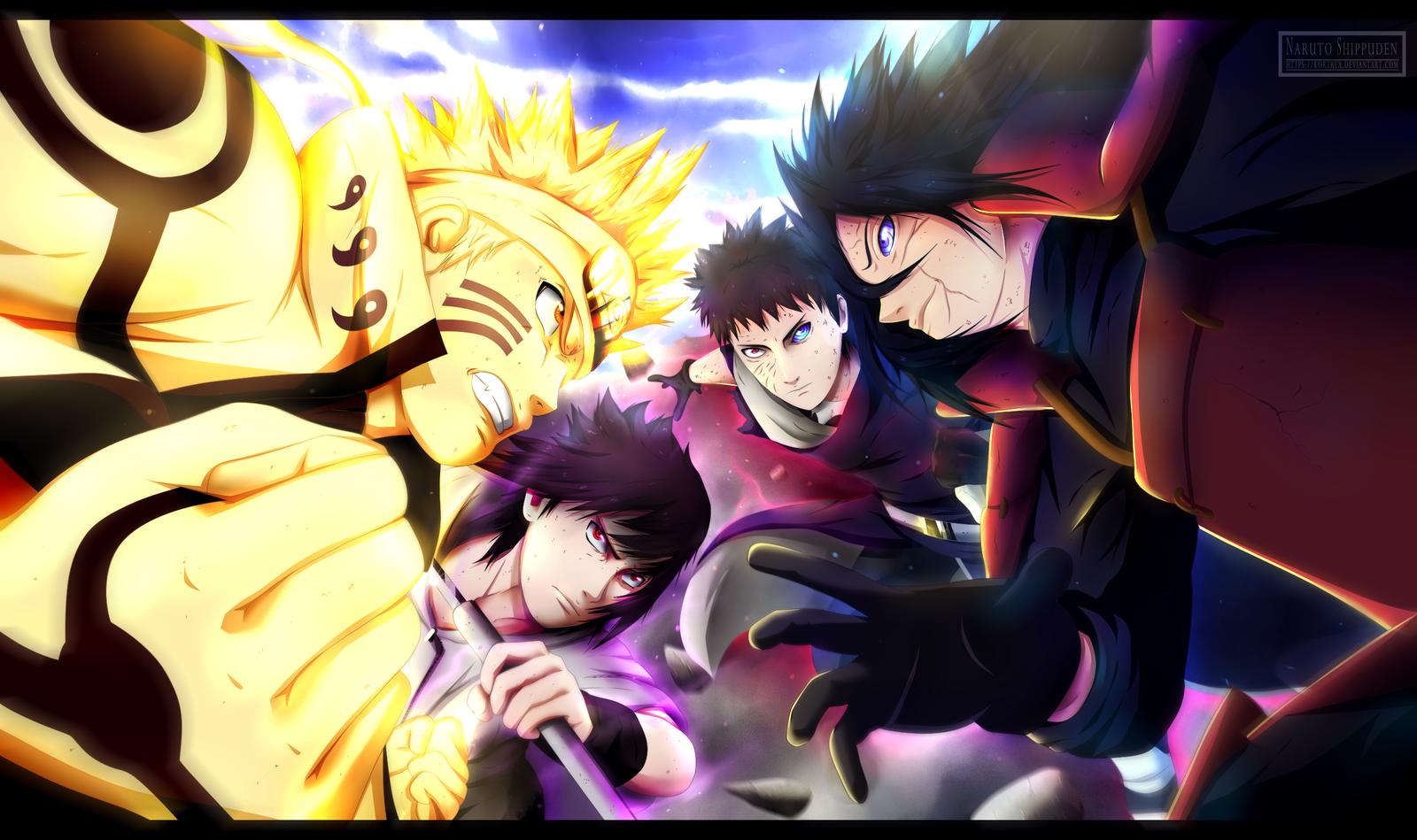 122 1223781 naruto and sasuke vs madara png naruto obito