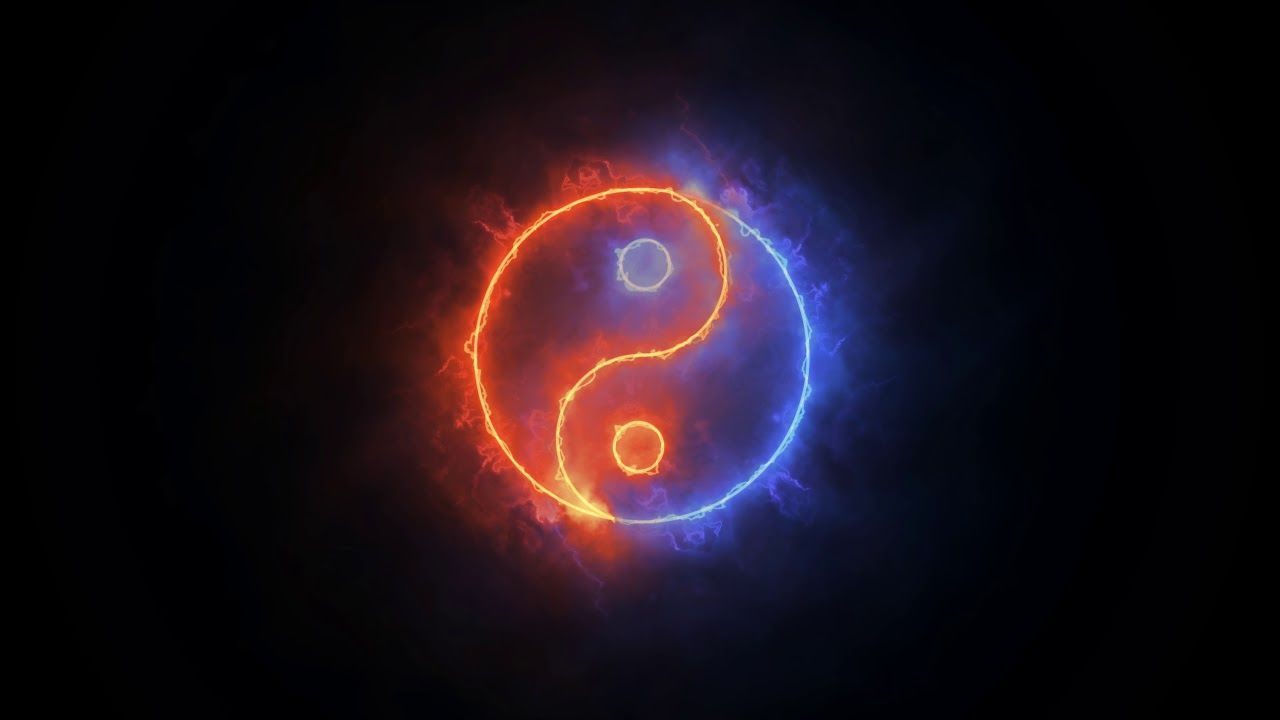 Yin And Yang - 1280x720 - Download HD ...