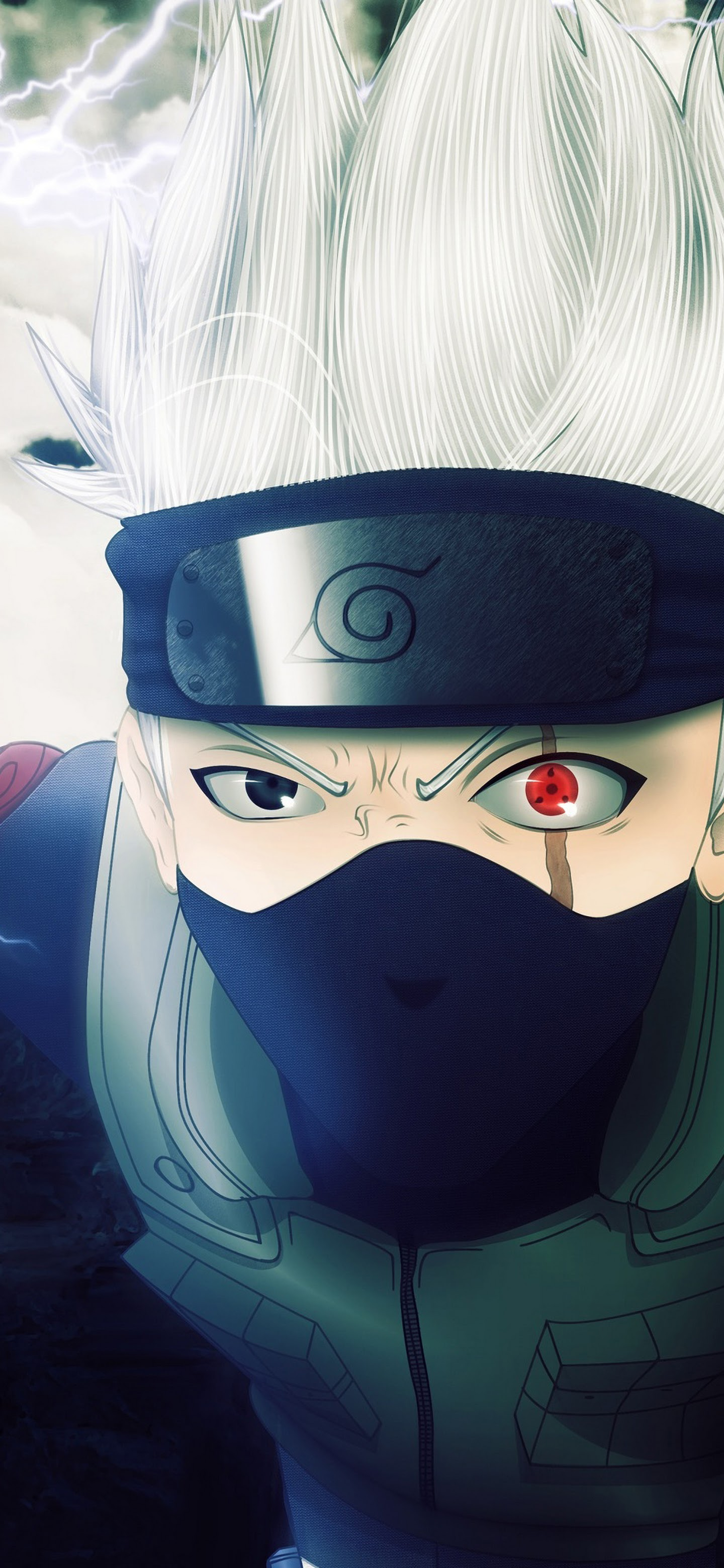 123 1234358 kakashi hatake sharingan 4k naruto wallpaper iphone 11