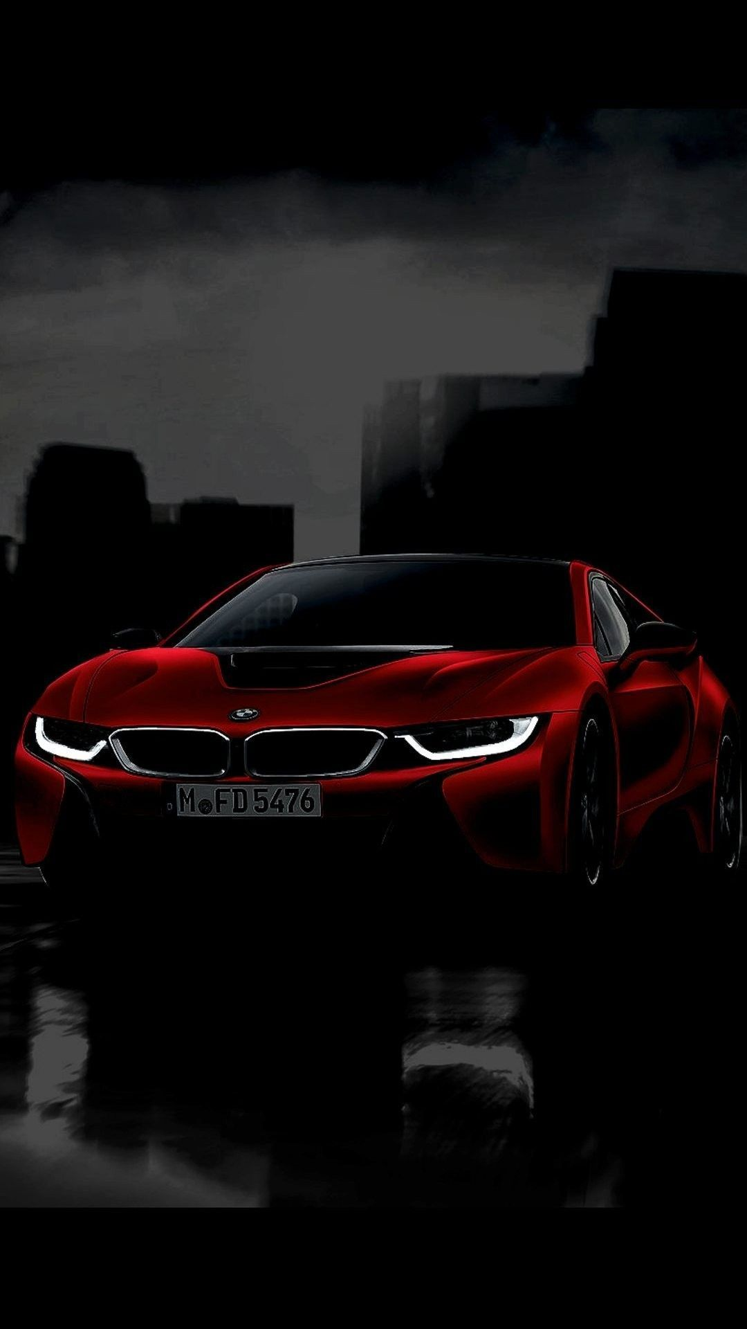 Black Background Best Images Hd Bmw I8 Wallpaper Red Bmw I8 Wallpaper Iphone 1080x1920 Download Hd Wallpaper Wallpapertip