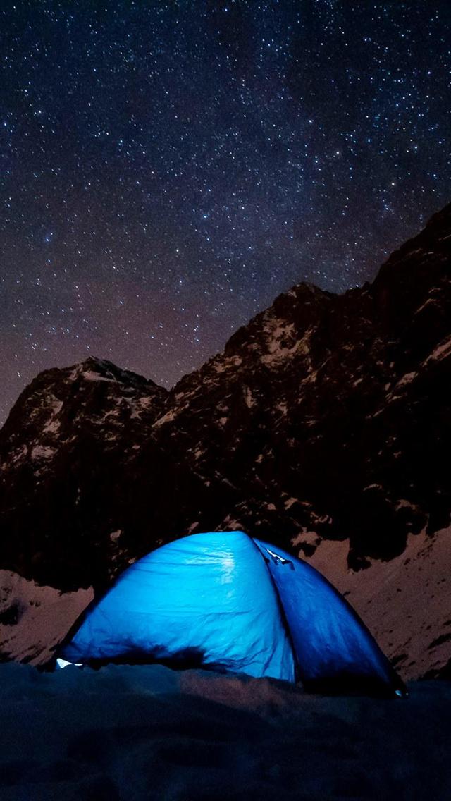 Hd Camping Wallpaper For Background Alexia Kimber 640x1136 Download Hd Wallpaper Wallpapertip