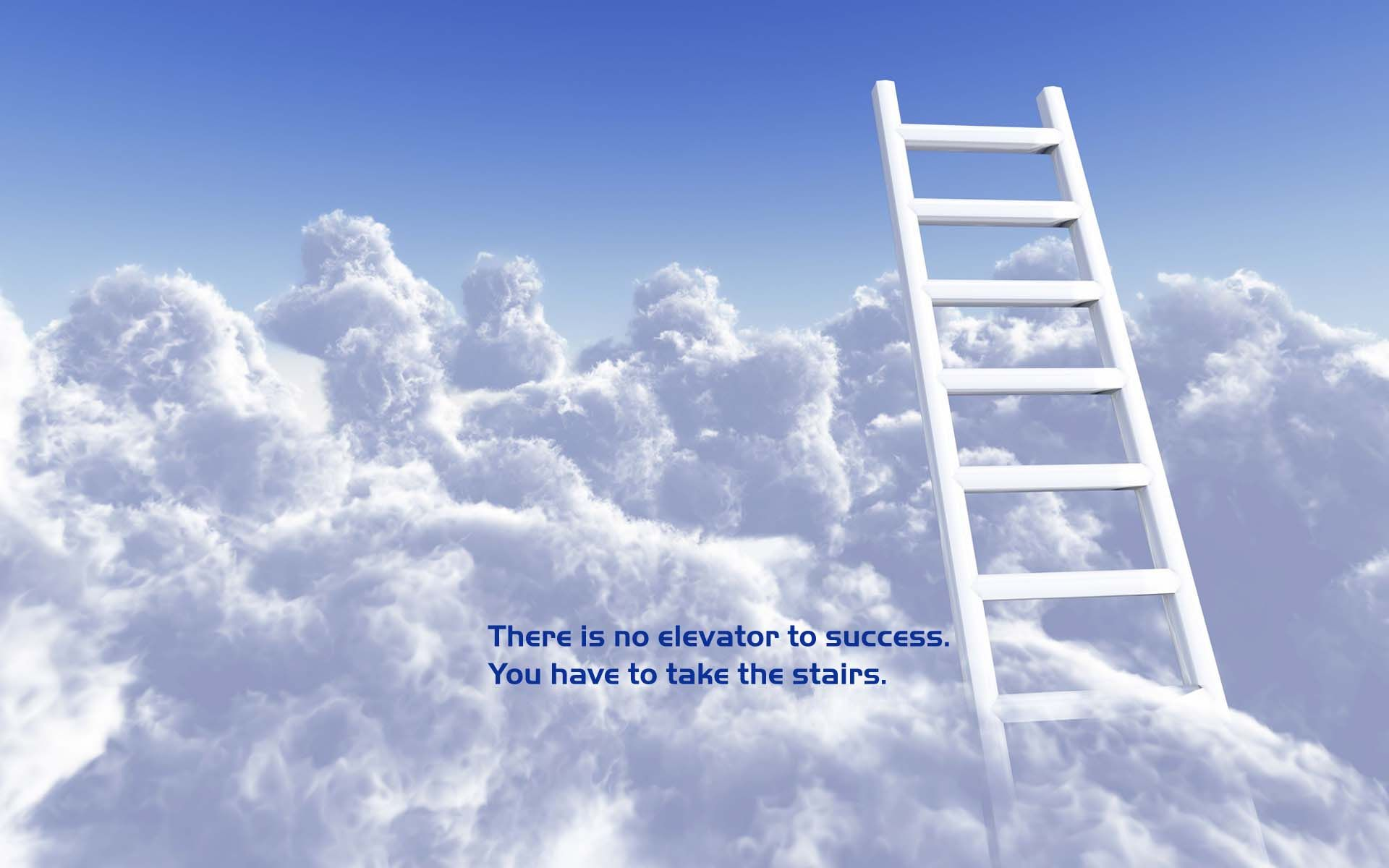 There Is No Elevator To Success Wallpaper Wallpaper 1920x1200 Download Hd Wallpaper Wallpapertip