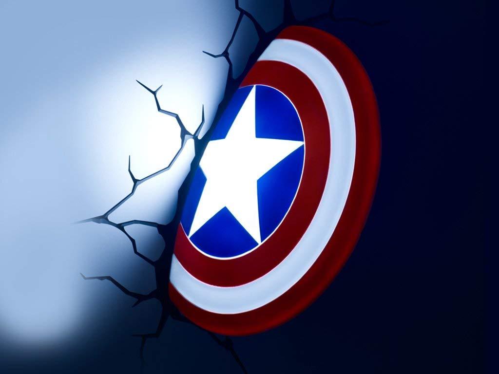 Captain America Shield Light - 1024x768 ...
