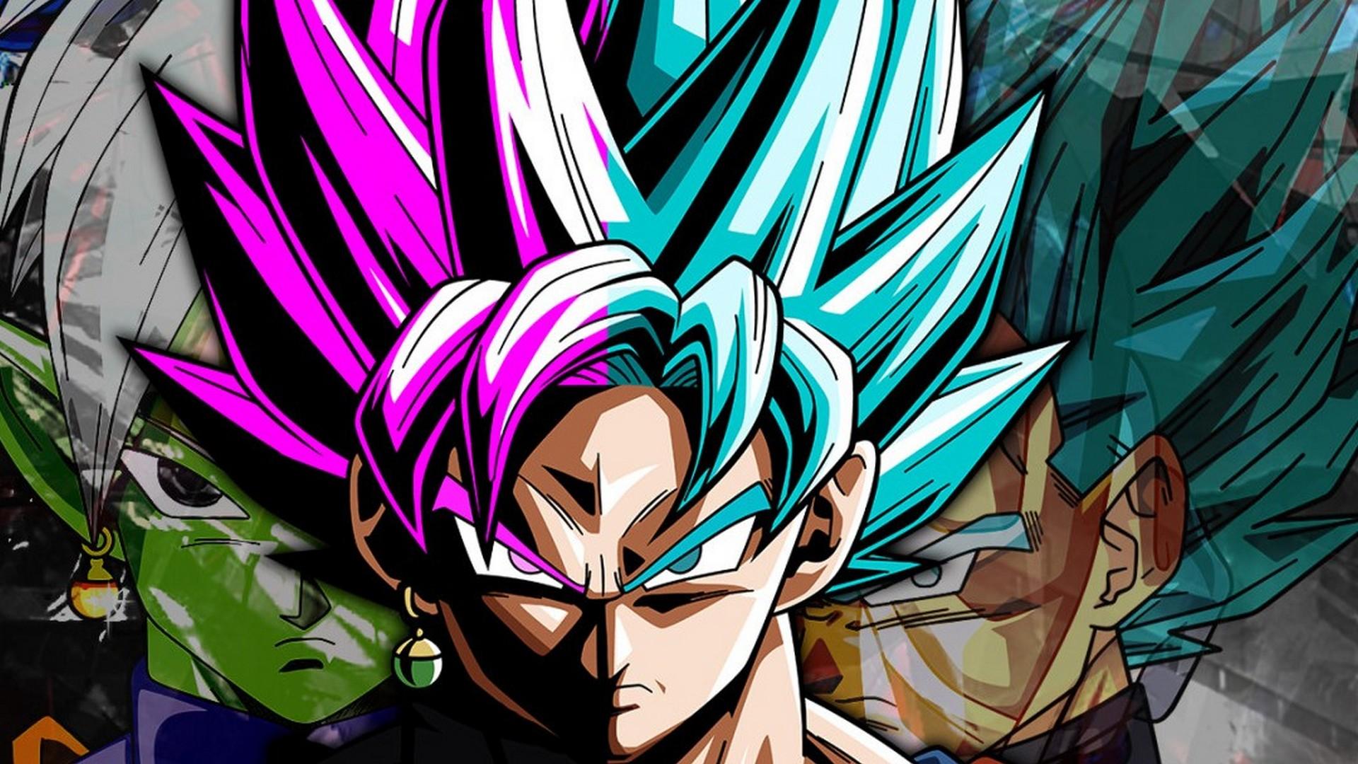 Black Goku Desktop Wallpaper With Image Resolution Goku Black Wallpaper Hd 1920x1080 Download Hd Wallpaper Wallpapertip