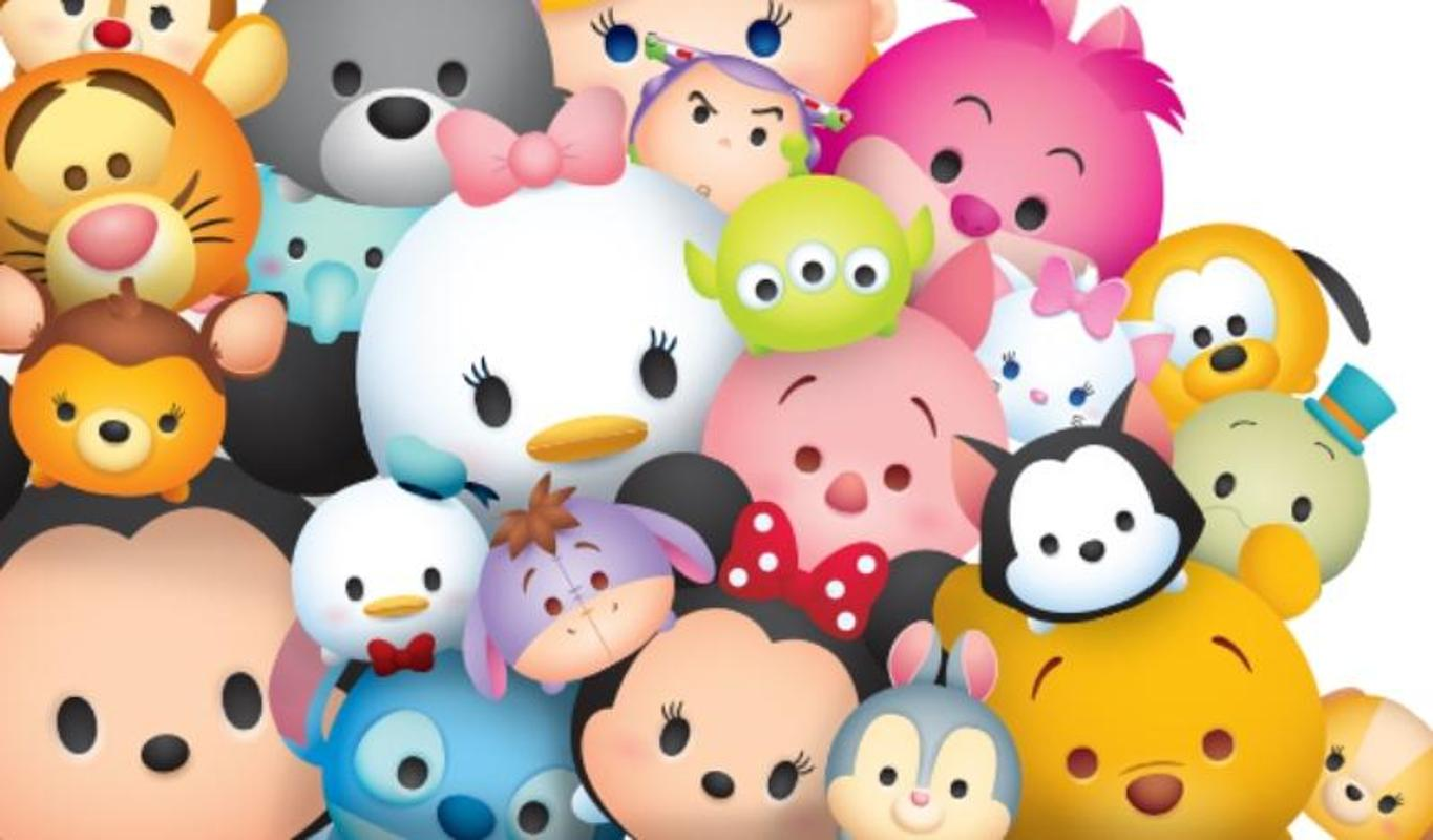 disney tsum tsum 1365x800 download hd wallpaper wallpapertip disney tsum tsum 1365x800 download
