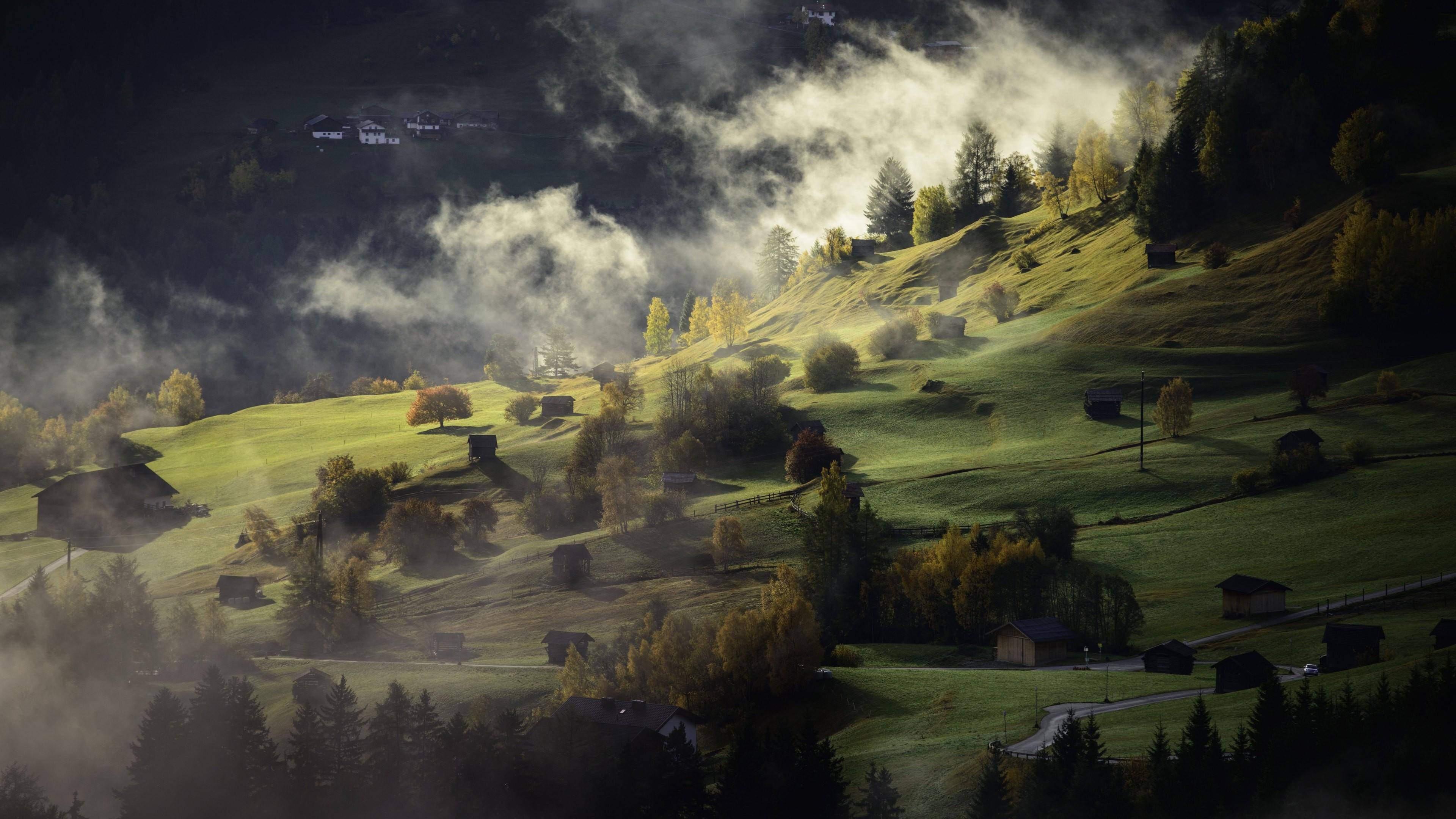 Landscape 4k Ultra Hd Wallpaper Fantasy Landscape Wallpaper 4k 3840x2160 Download Hd Wallpaper Wallpapertip