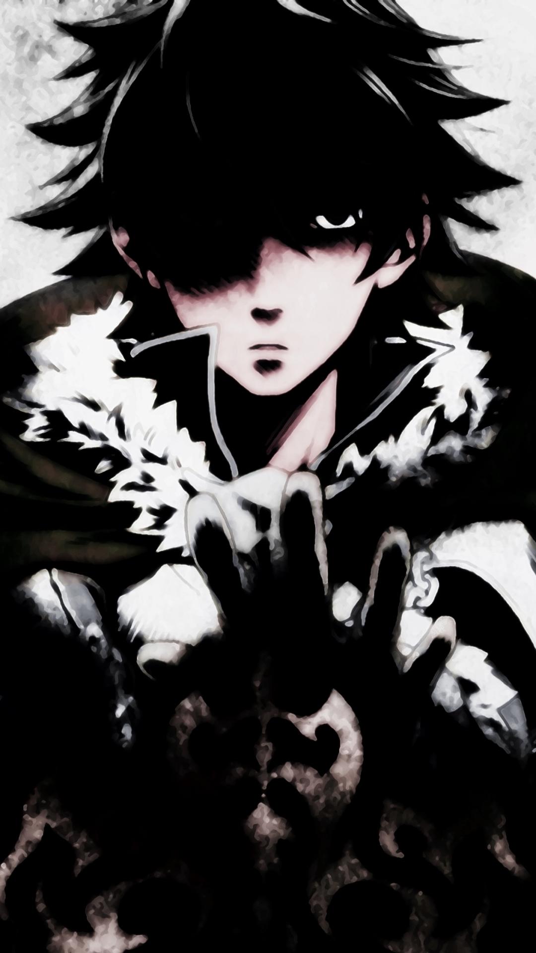 Wallpaper Cool Dark Anime Profile 1080x1920 Download Hd Wallpaper Wallpapertip