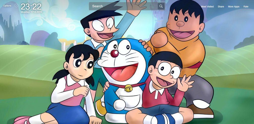 Doraemon Live Wallpaper Ios - Bangmuin Image Josh