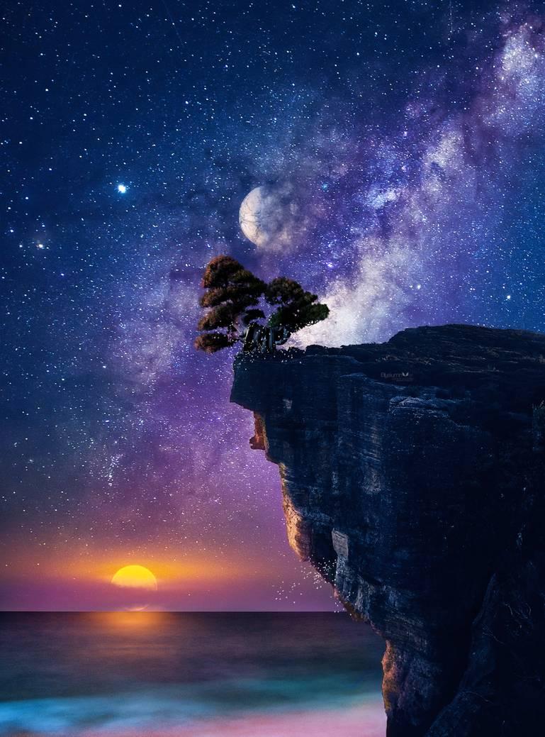 Sky Astronomical Object Night Sea Star Moonlight Moonlight Wallpaper Iphone 769x1039 Download Hd Wallpaper Wallpapertip