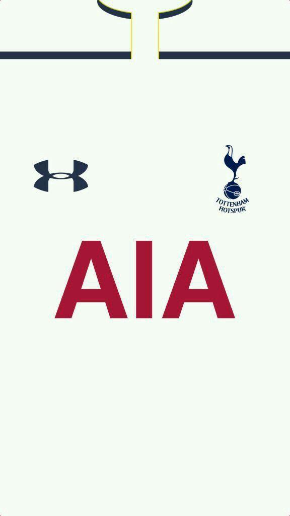 Tottenham Aia Logo 576x1024 Download Hd Wallpaper Wallpapertip