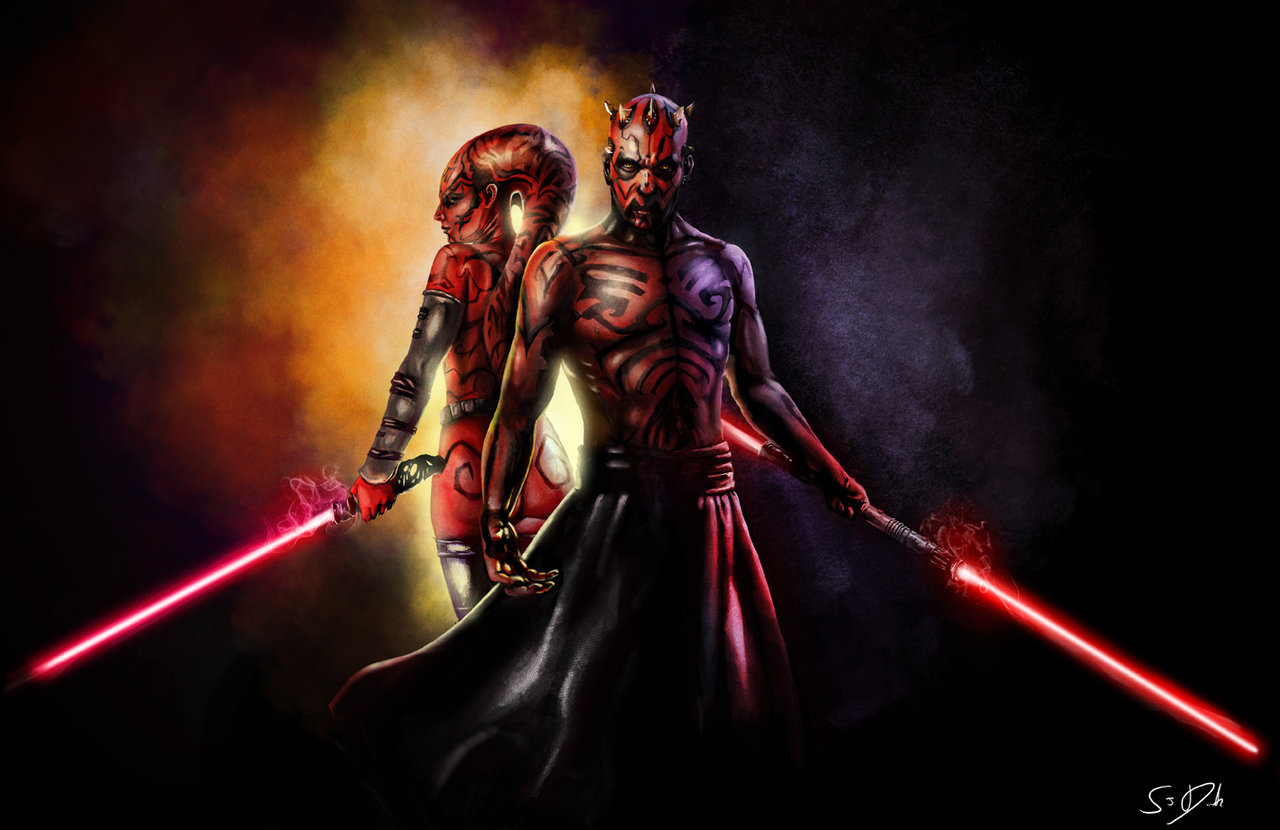 Ultra Hd K Darth Maul Wallpapers Hd Desktop Backgrounds Star Wars Darth Talon 1280x830 Download Hd Wallpaper Wallpapertip