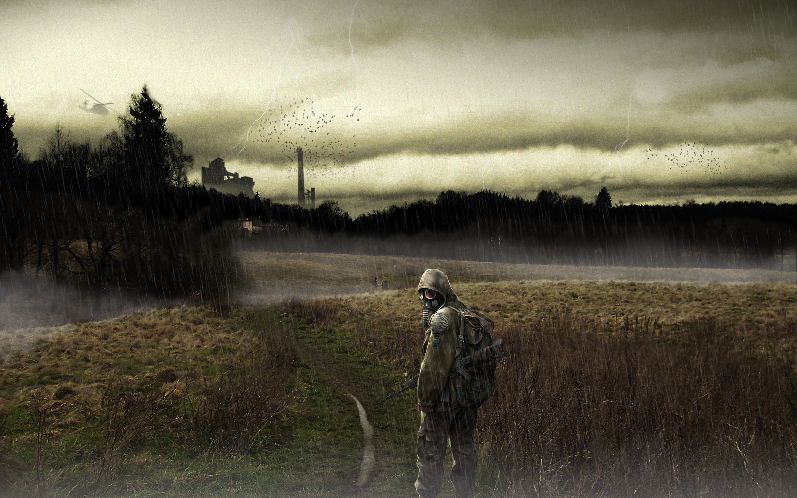 Stalker Wallpaper Dump 2560x1600 Download Hd Wallpaper Wallpapertip