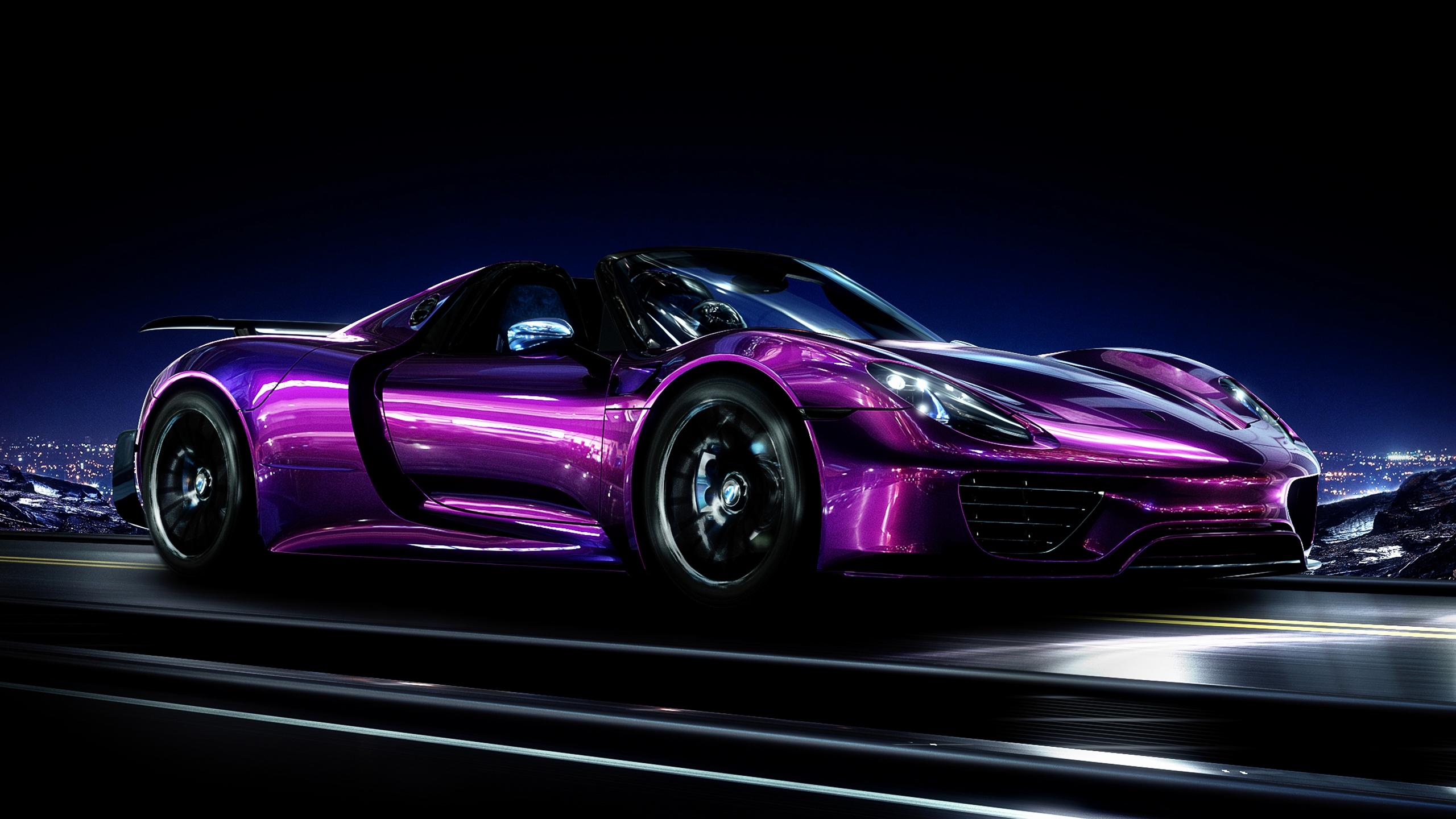 Spyder 911 Porsche 2020 2560x1440 Download Hd Wallpaper Wallpapertip