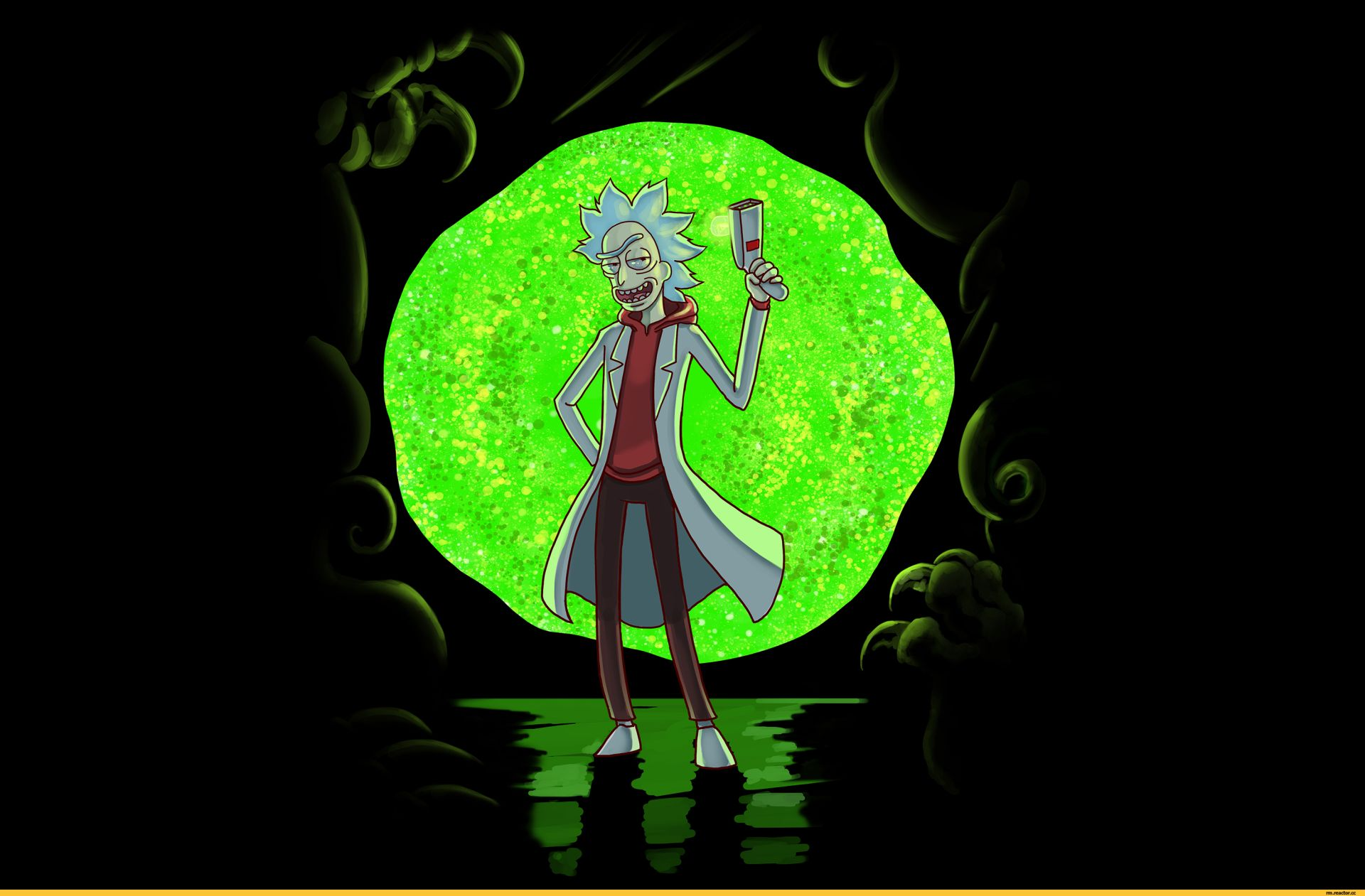 4k Rick Y Morty 1920x1261 Download Hd Wallpaper Wallpapertip