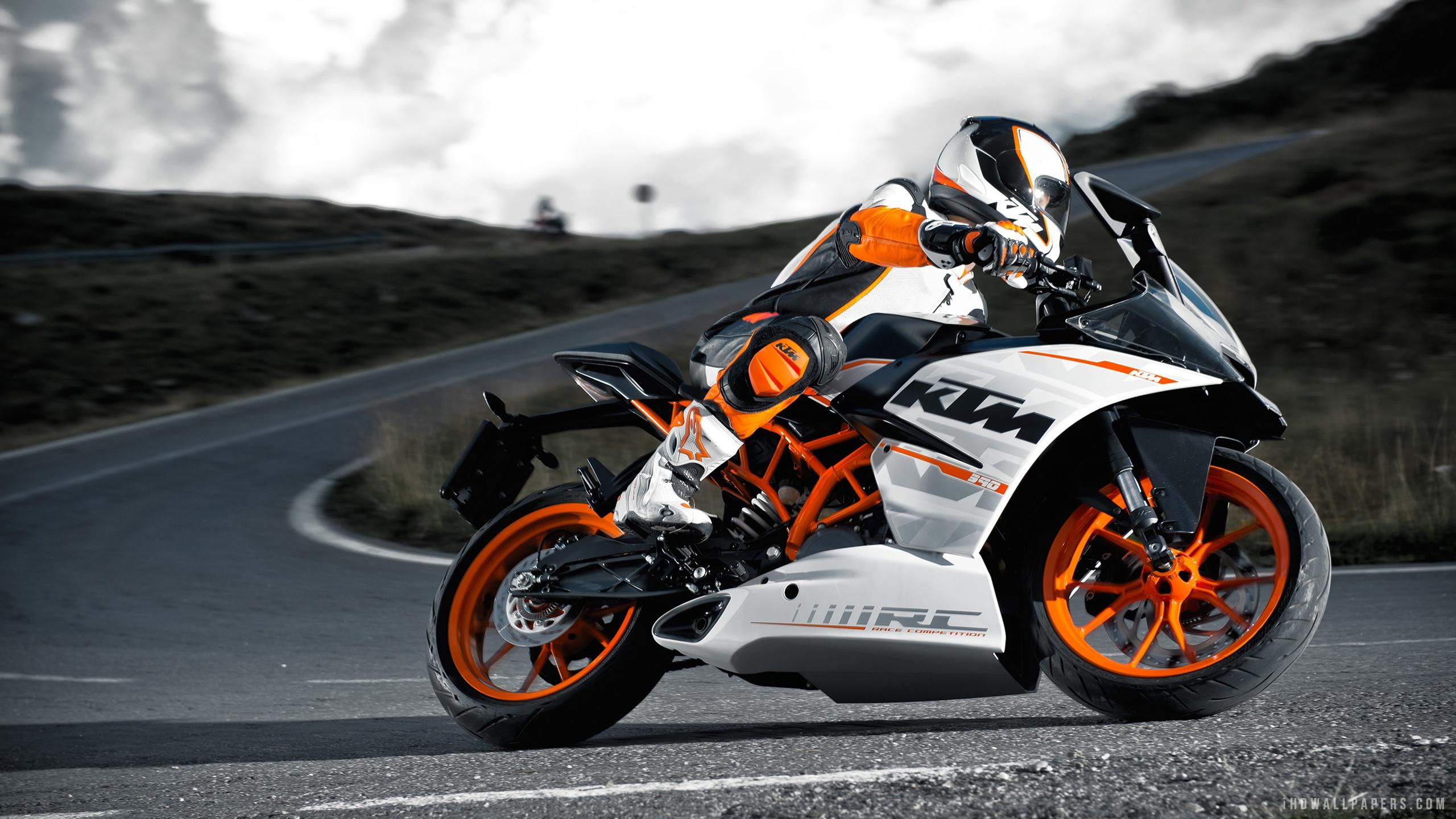 Ktm Rc 200 Hd 1080p Wallpapers Ktm Rc 200 Wallpaper Hd 2560x1440 Download Hd Wallpaper Wallpapertip