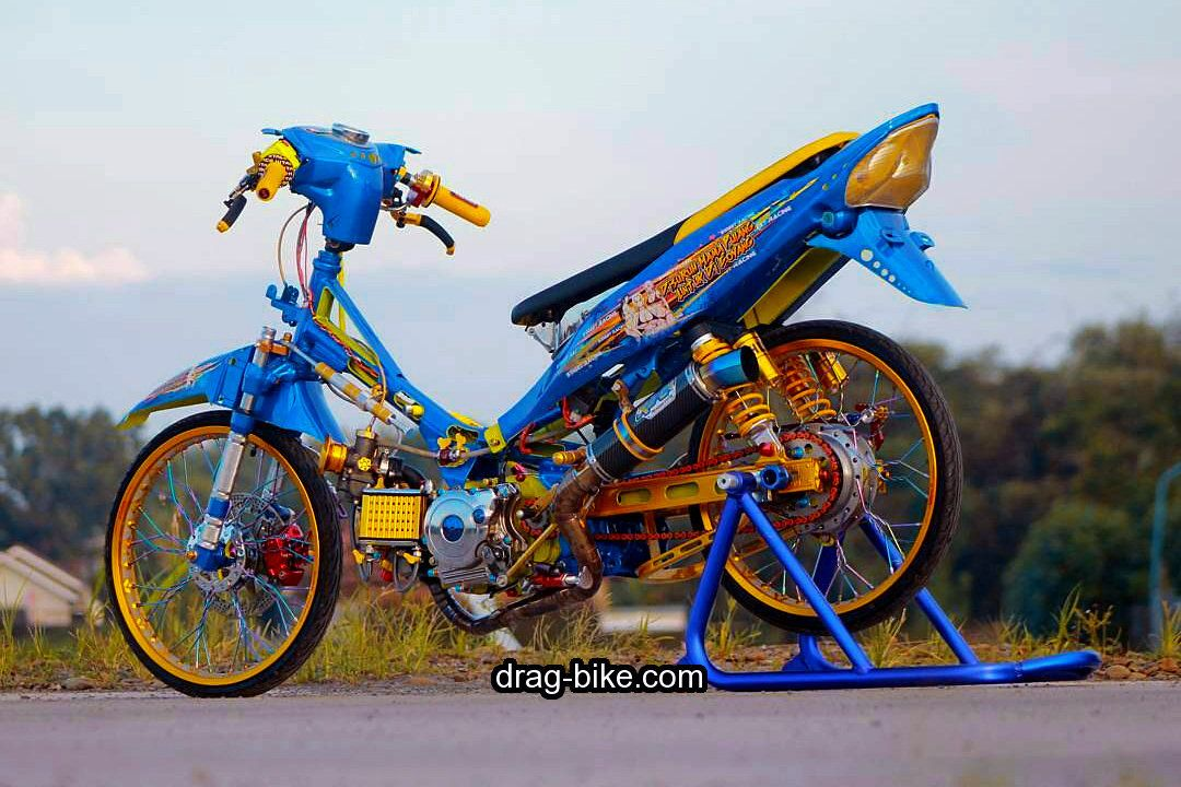 Modifikasi Motor Drag Jupiter Z 1080x720 Download Hd Wallpaper Wallpapertip