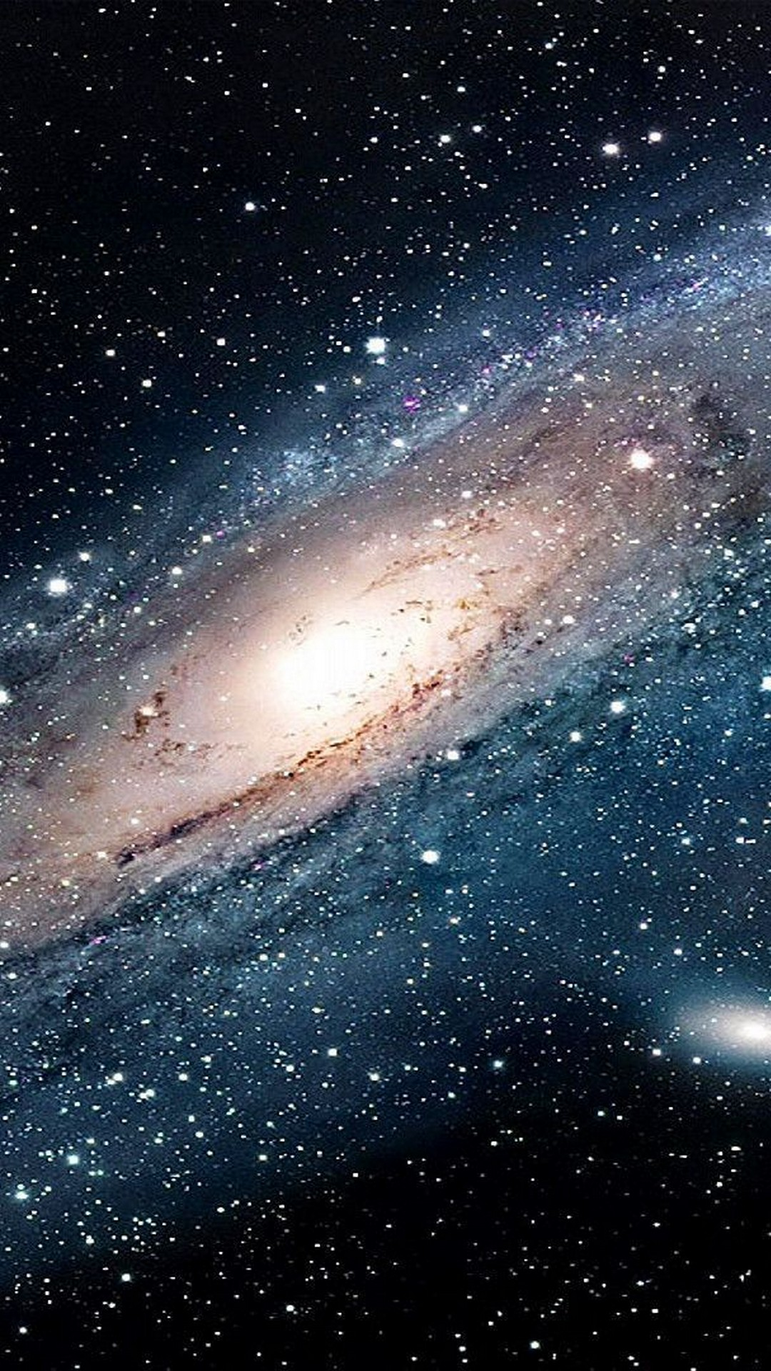 Milchstraße Galaxie iPhone   Raum iPhone Wallpaper   21x21 ...