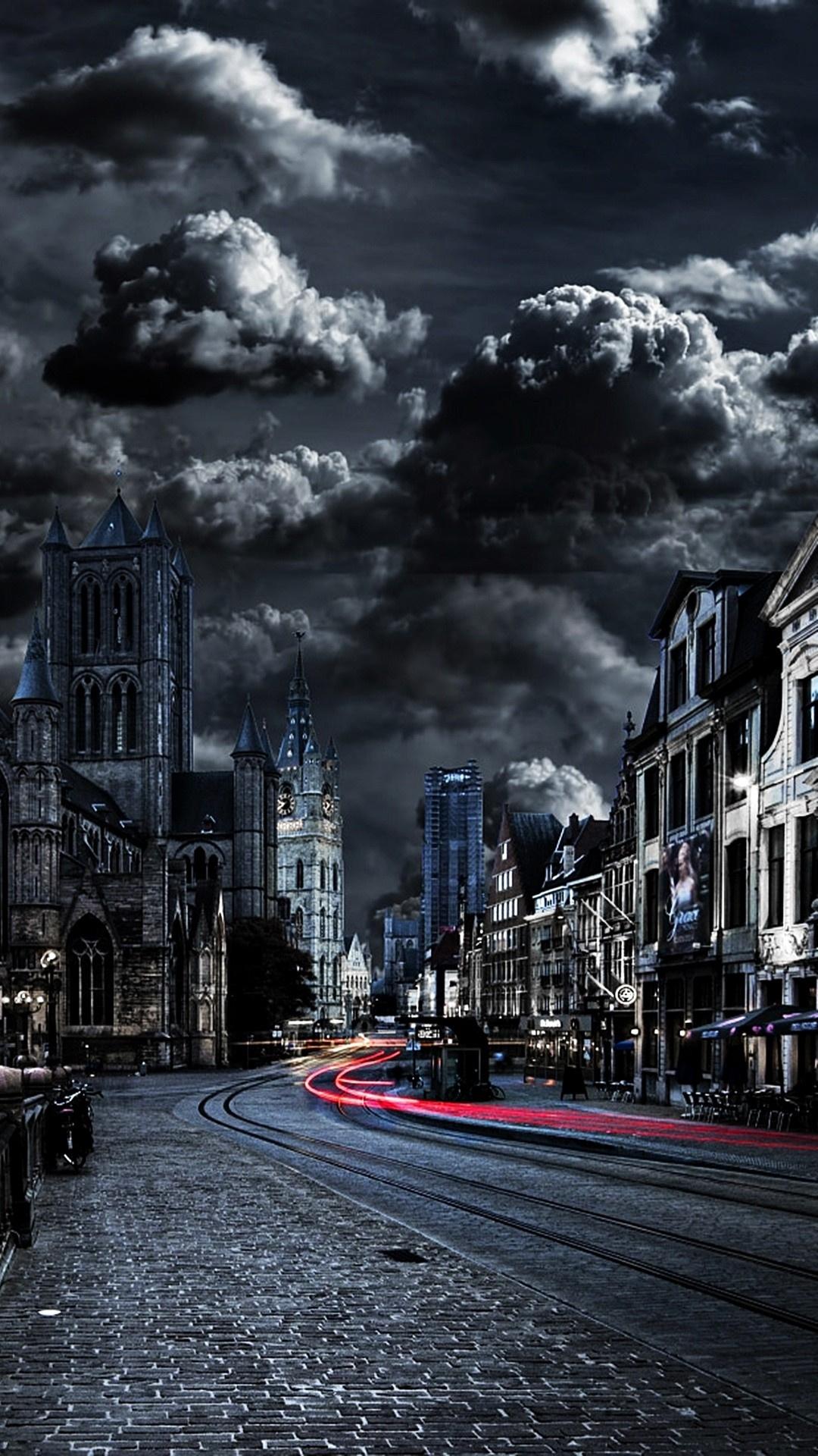 The Best Dark City Wallpaper  Wallpapers