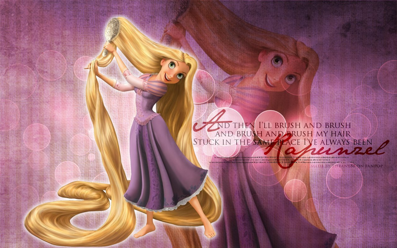Rapunzel Tangled 1280x800 Download Hd Wallpaper Wallpapertip