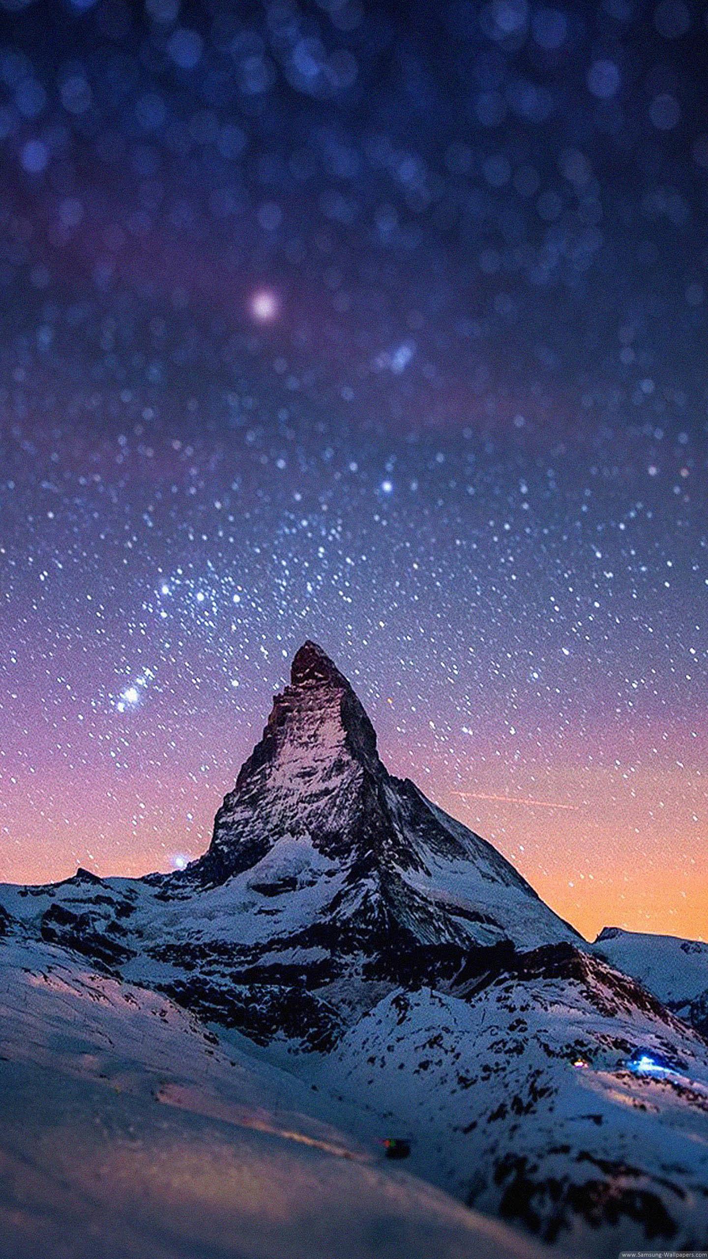 Fantasy Landscape Lock Screen Samsung Galaxy Note 4 Matterhorn 1440x2560 Download Hd Wallpaper Wallpapertip