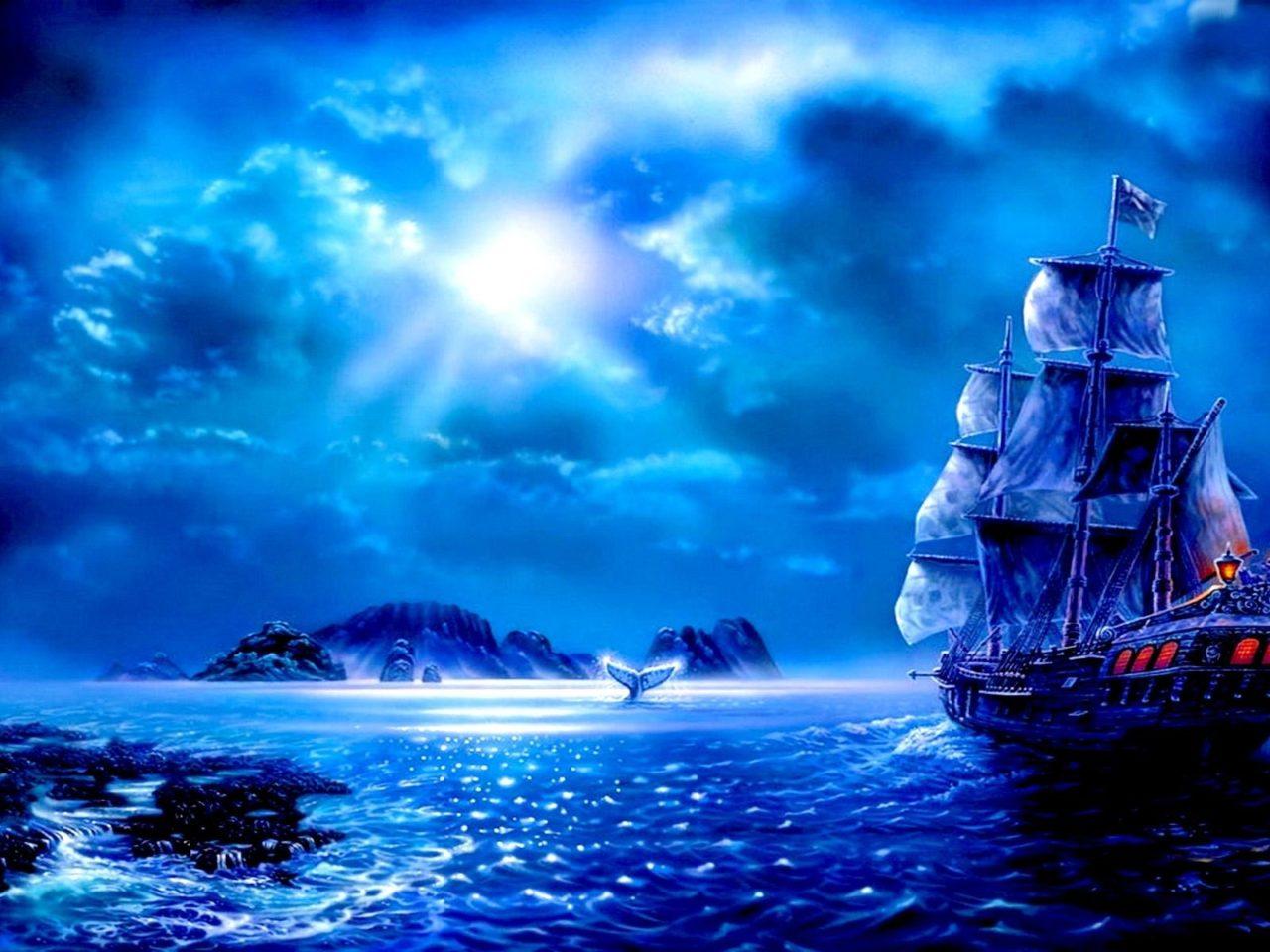 Bateau Pirate Fond D Ecran Hd Dernier Telechargement De Fond D Ecran 1280x960 Wallpapertip
