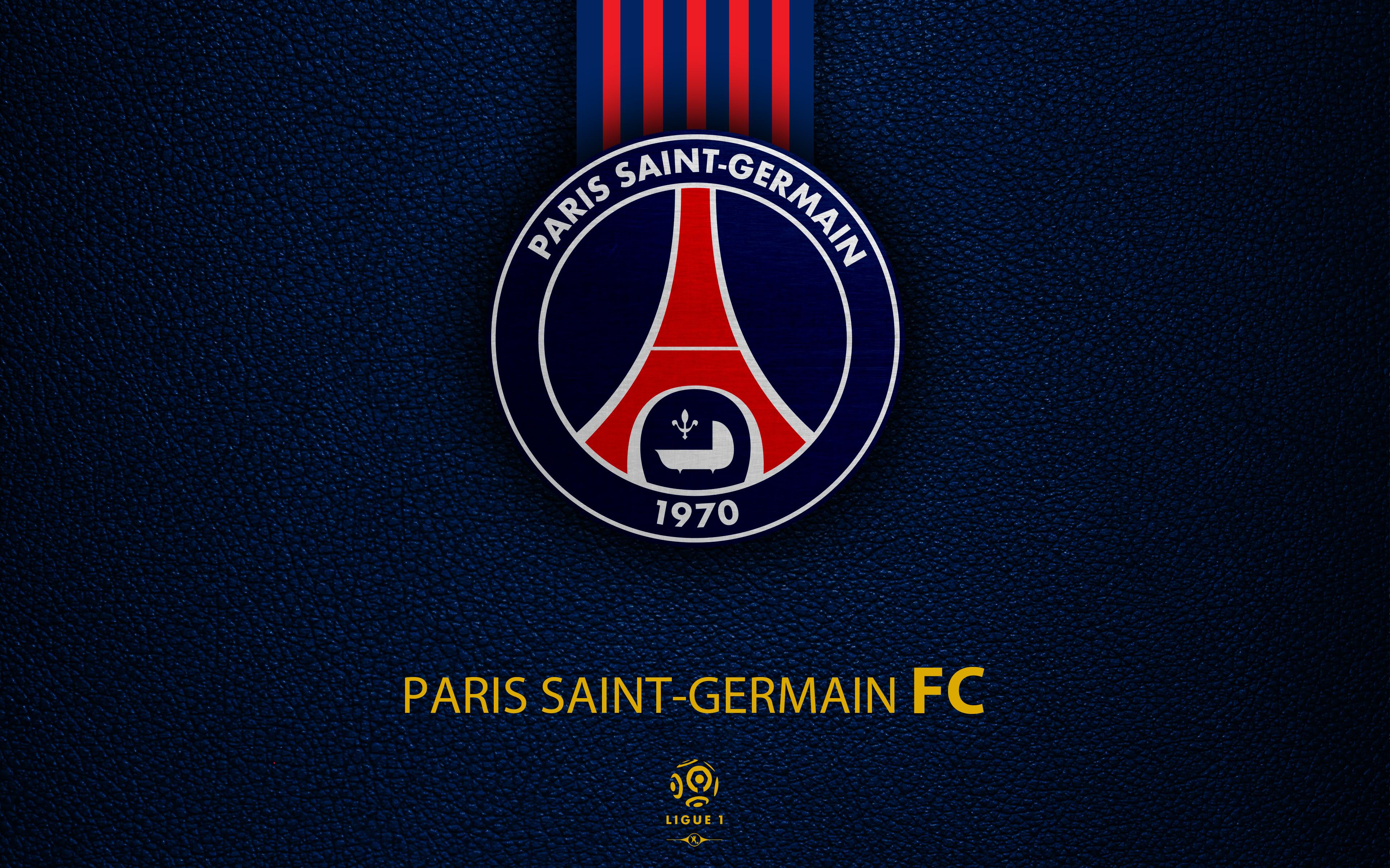970408 Title Psg Logo Sports Paris Saint Germain Football Club Paris Saint Germain 3840x2400 Download Hd Wallpaper Wallpapertip