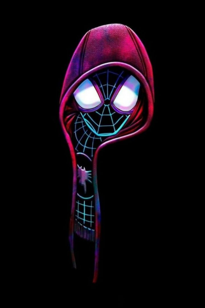 Miles Morales Spiderman Phone 683x1024 Download Hd Wallpaper Wallpapertip Spider man miles morales logo 4k iphone x wallpaper. miles morales spiderman phone