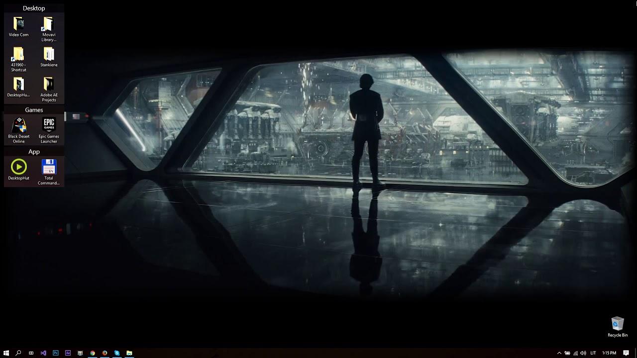 Star Wars The Last Jedi Screenshot 1280x720 Download Hd Wallpaper Wallpapertip