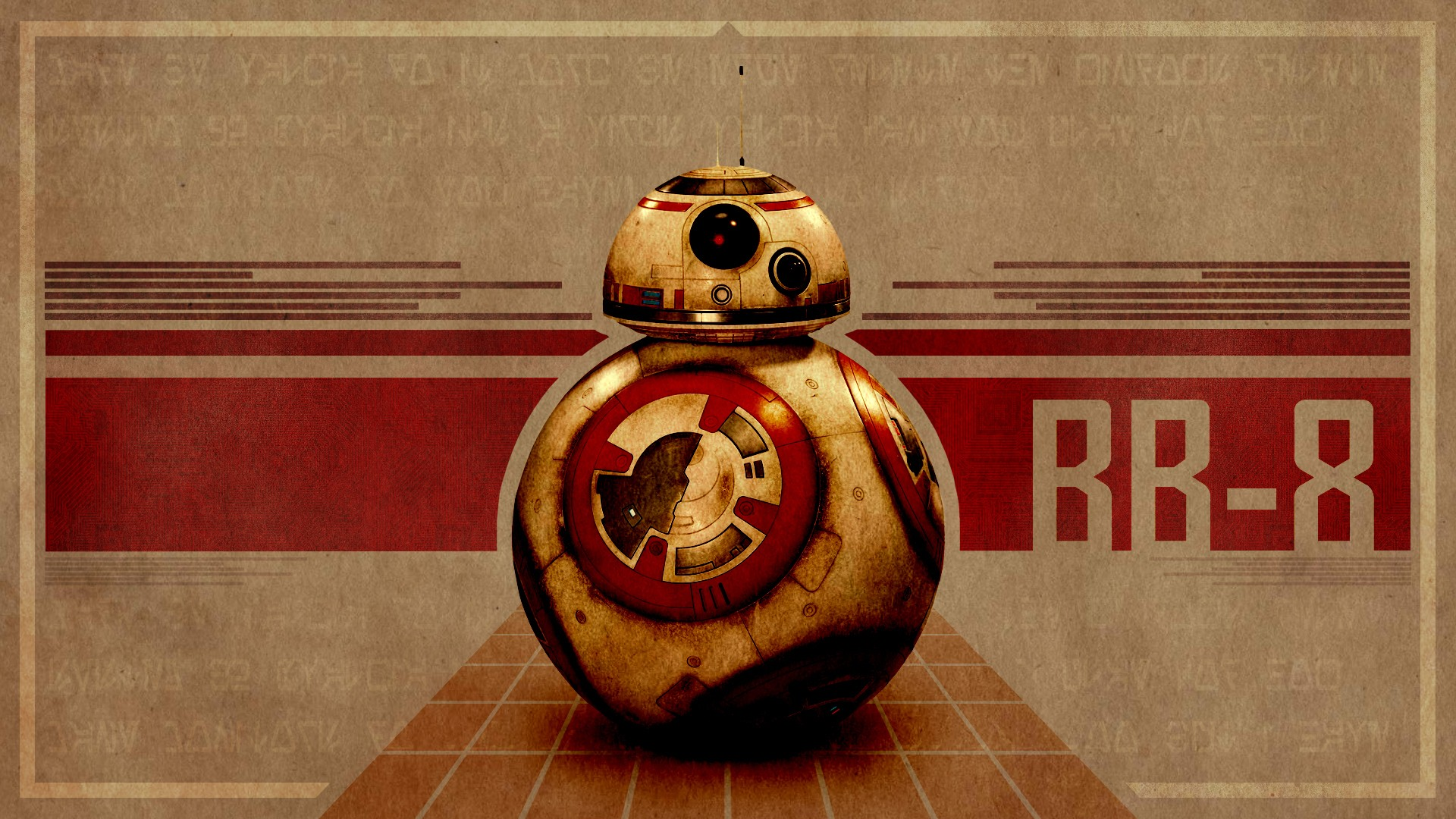 Bb 8 Wallpaper By Valkia Src Bb 8 Wallpaper For Andro Star Wars Bb8 Wallpaper Hd 1920x1080 Download Hd Wallpaper Wallpapertip