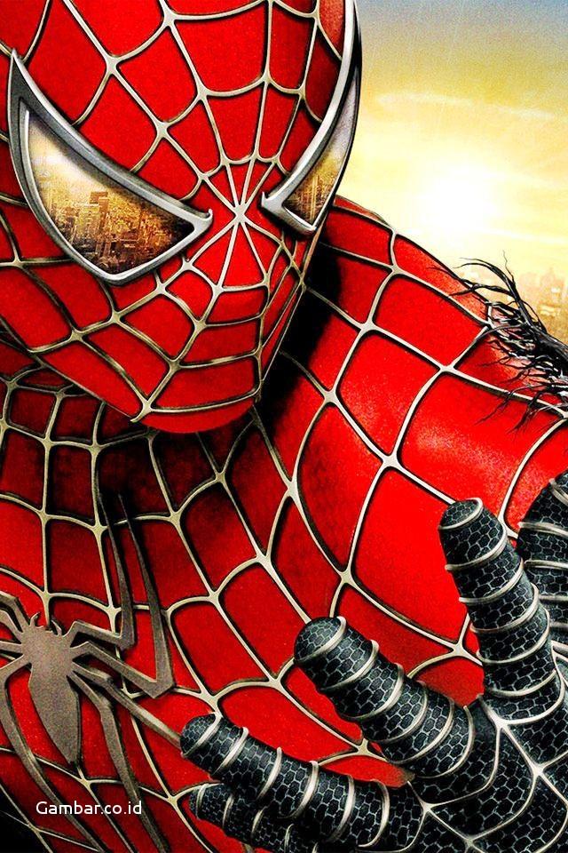 Gambar Keren Untuk Wallpaper Hp Spider Man Hd Poster 640x960 Download Hd Wallpaper Wallpapertip