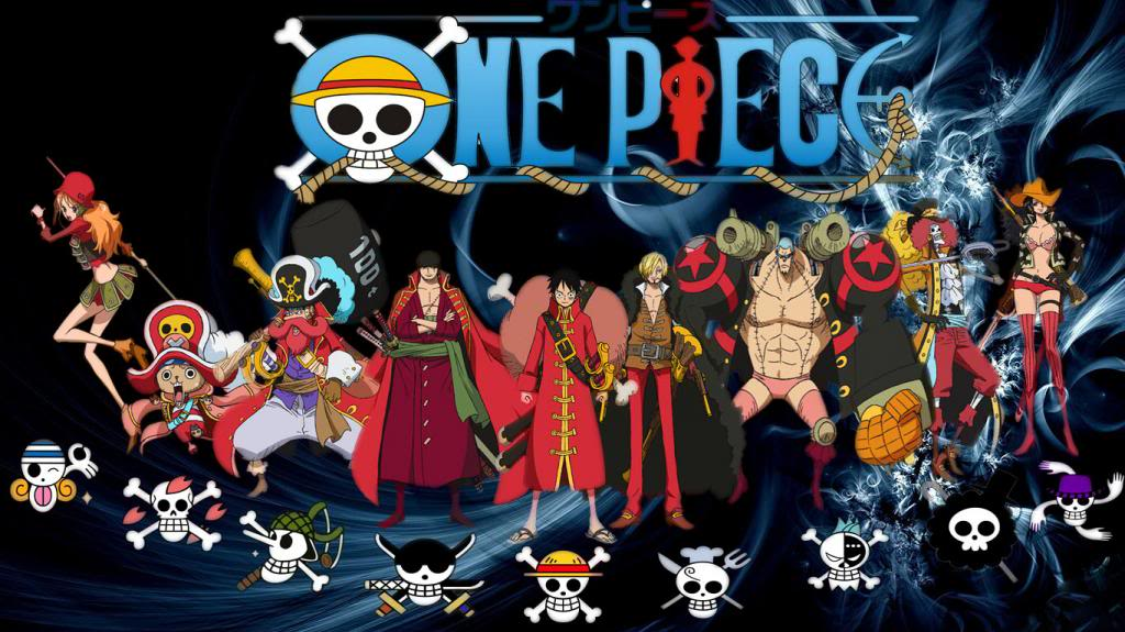 Wallpaper Gambar One Piece New World Terbaru One Piece 1024x575 Download Hd Wallpaper Wallpapertip