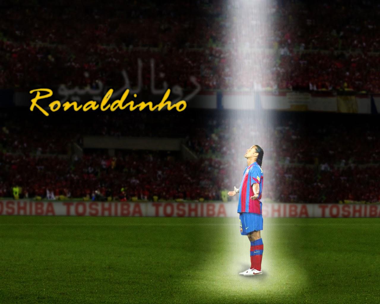 Fond D Ecran Hd Ronaldinho Fond D Ecran Photos Hd 1280x1024 Wallpapertip