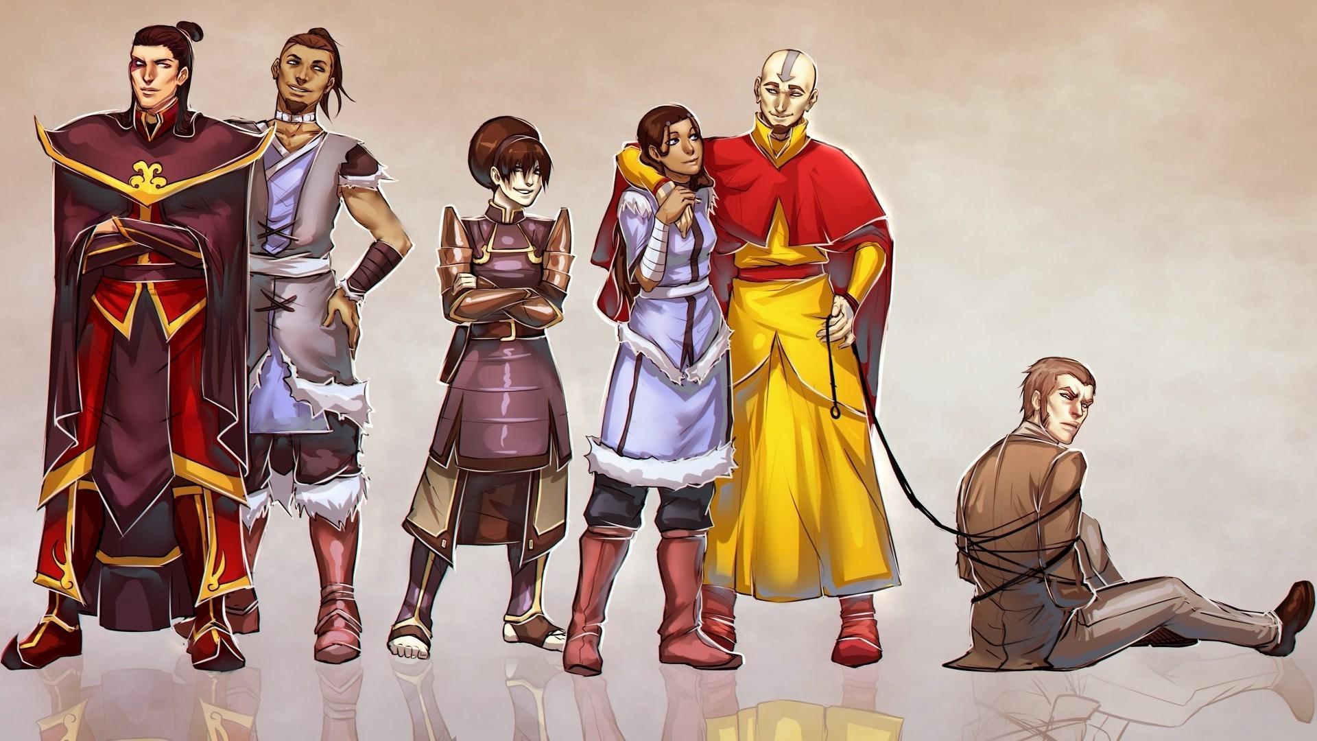 Avatar The Last Airbender Wallpaper 15271 - Avatar The ...