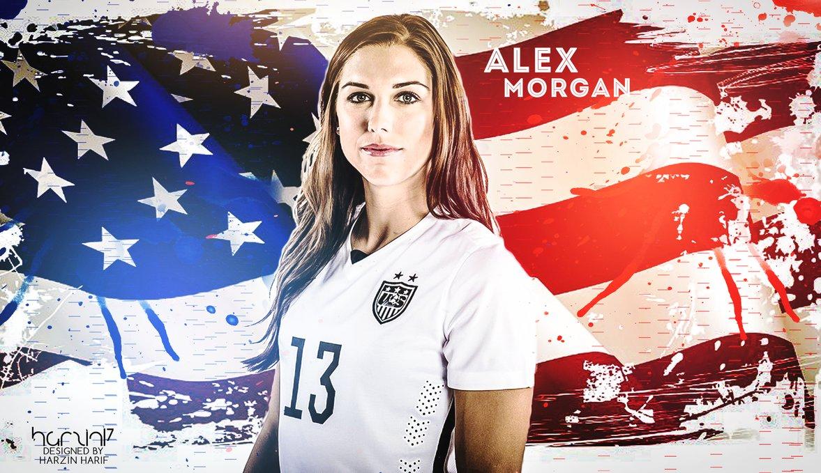 Alex Morgan Hot HD Wallpapers - HD Wallpapers Blog