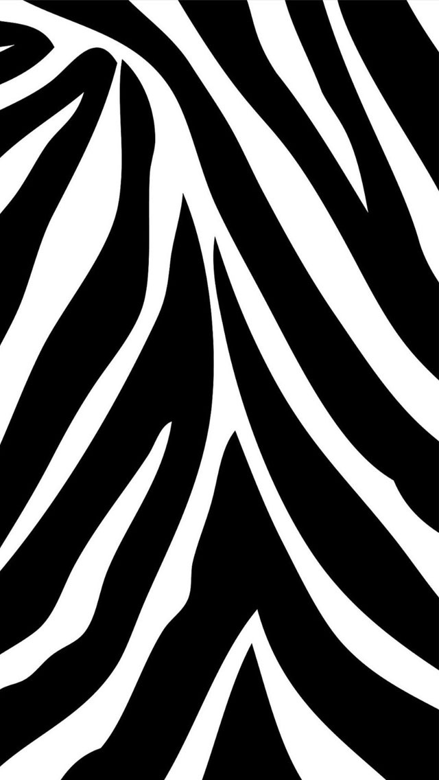 Black And White Abstract Iphone Wallpapers Iphone Zebra Wallpaper Iphone 640x1136 Download Hd Wallpaper Wallpapertip