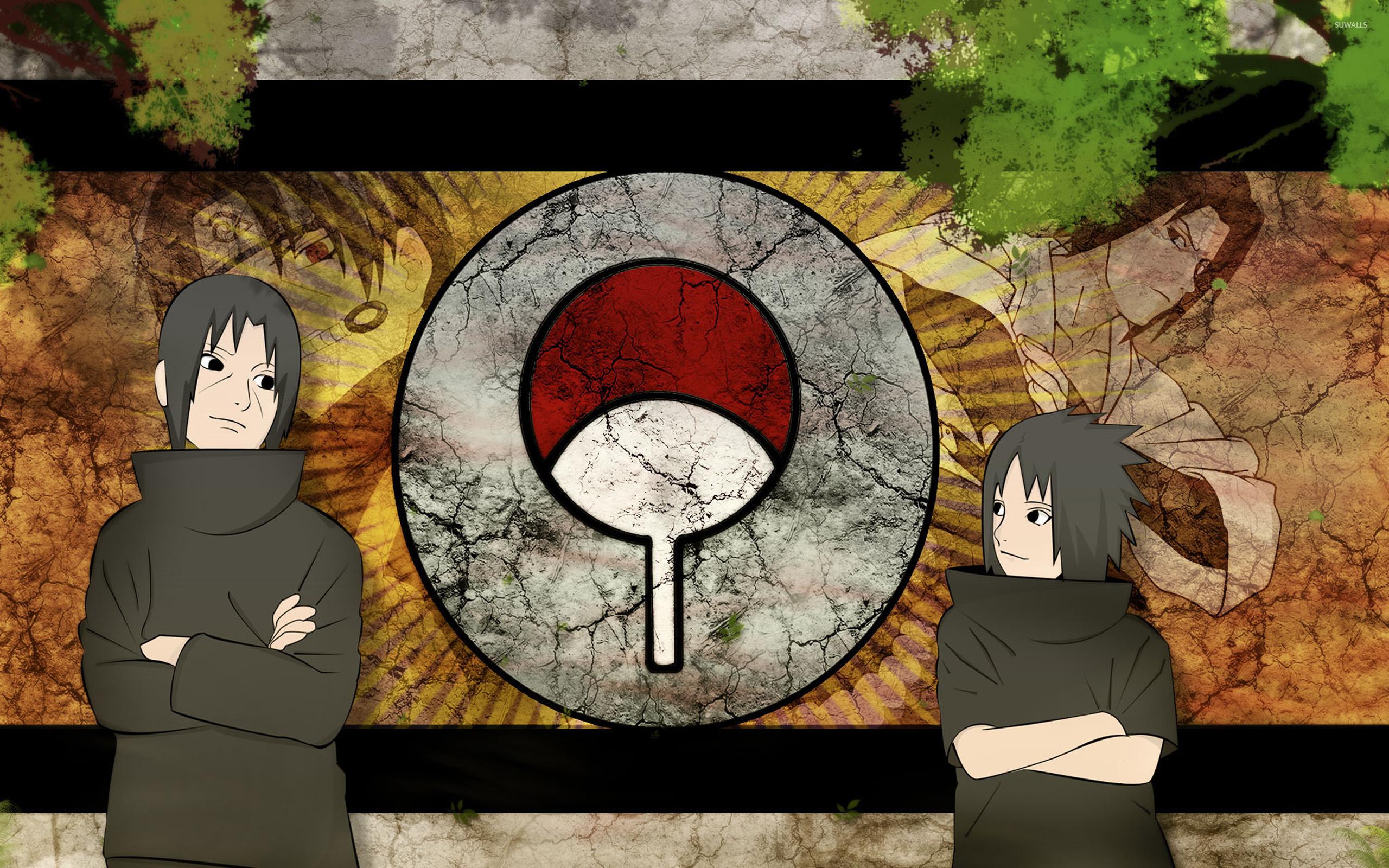 Itachi Uchiha And Sasuke Uchiha Wallpaper Uchiha 1920x1080 Download Hd Wallpaper Wallpapertip