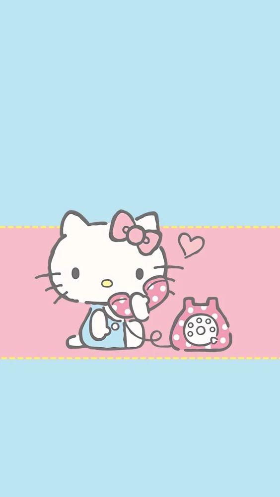 Hello Kitty 564x1002 Download Hd Wallpaper Wallpapertip
