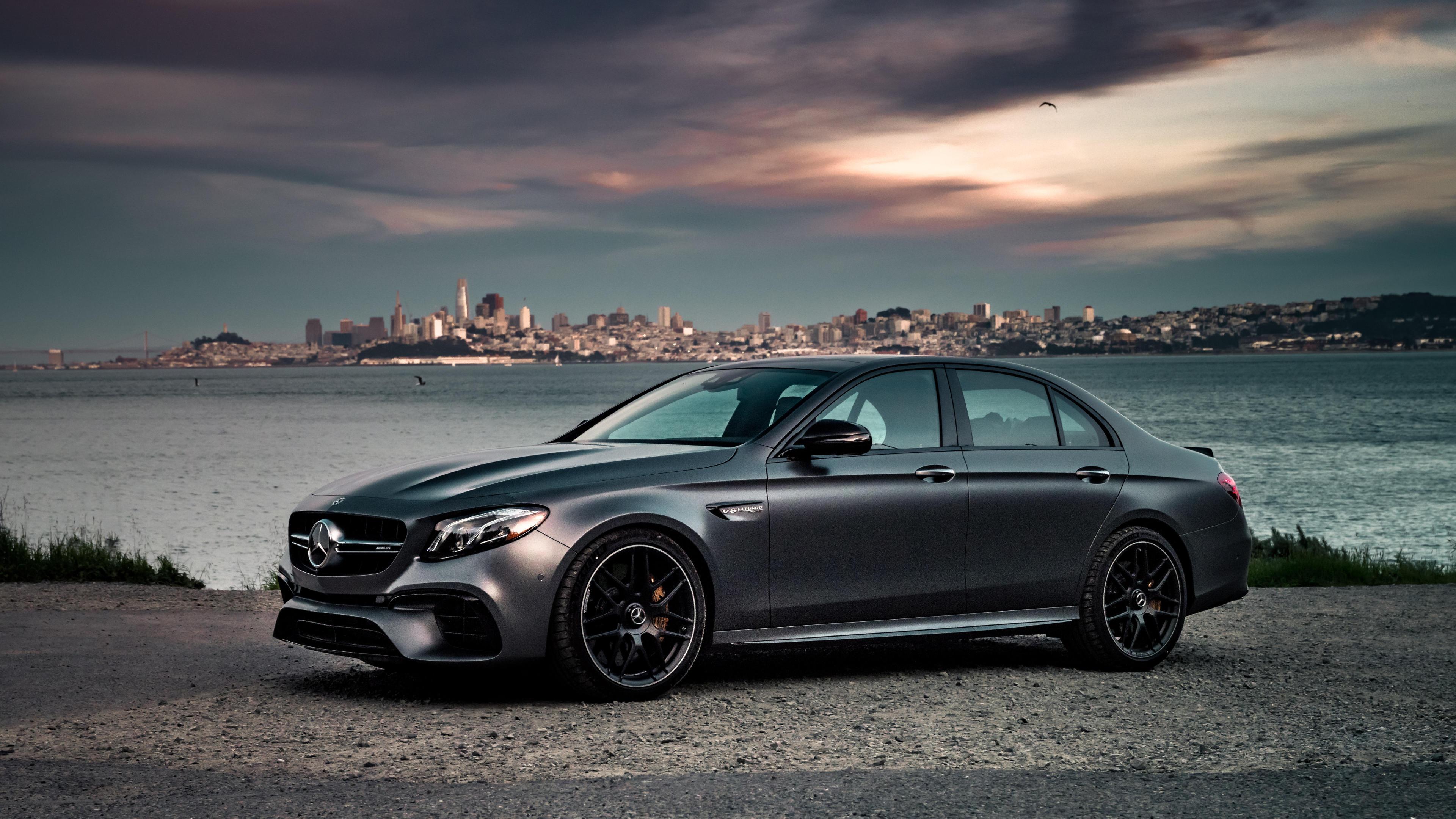 Mercedes Benz E63s Amg - 3840x2160 - Download HD Wallpaper ...