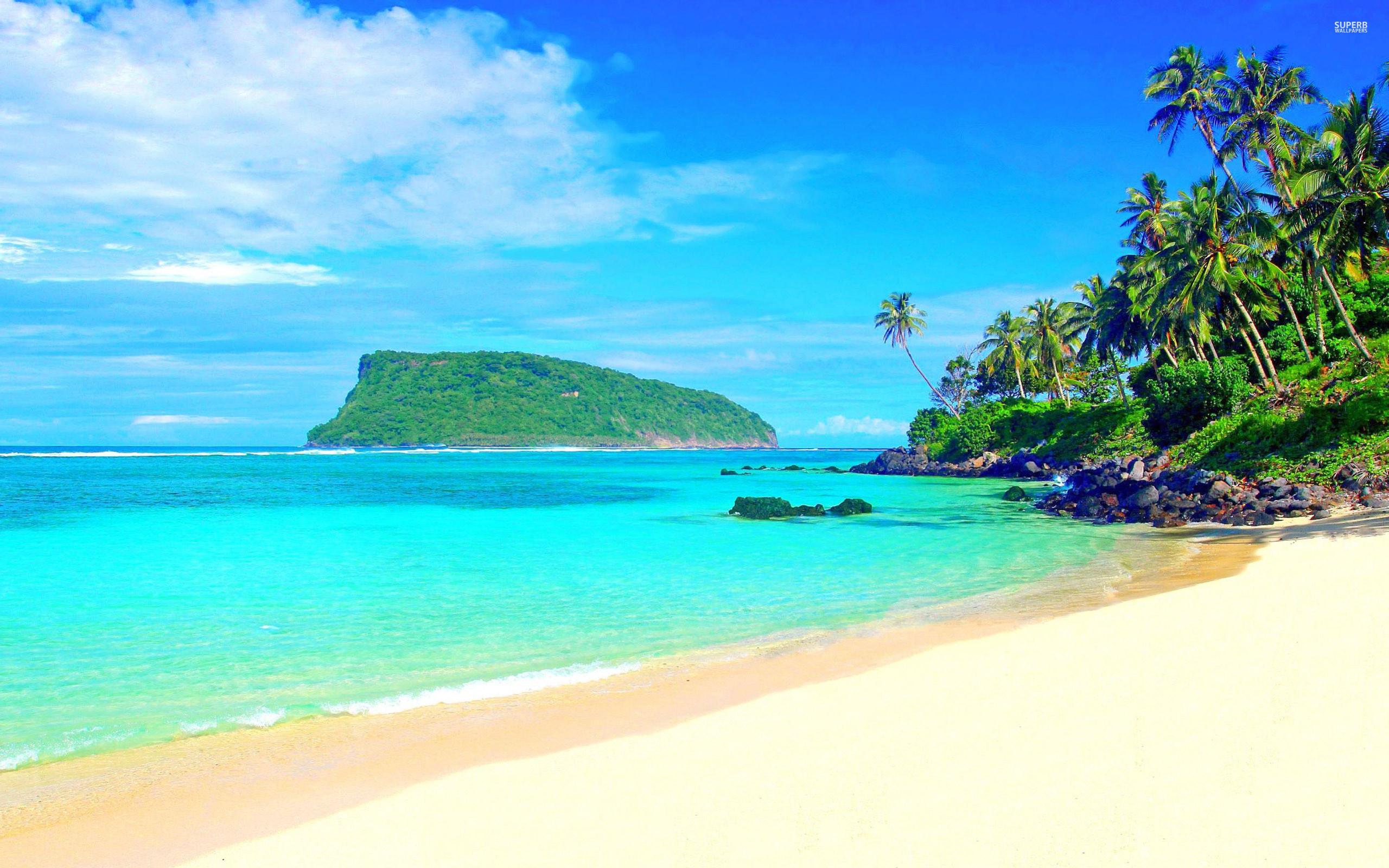 Hawaii Beach Wallpapers Hd Images Data Src Hawaii Beach Background Hd 2560x1600 Download Hd Wallpaper Wallpapertip