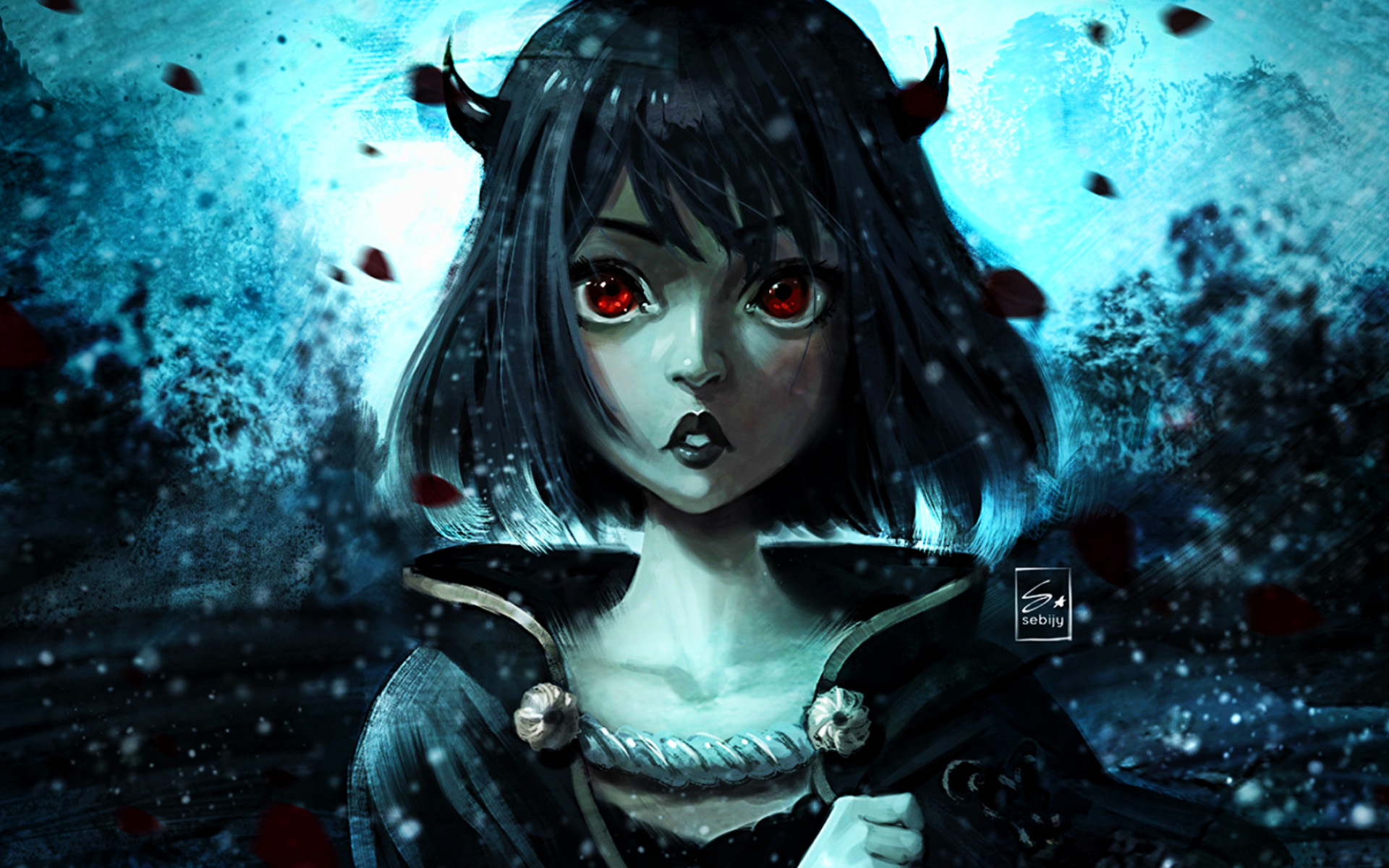 Secre Swallowtail Manga Black Clover Darkness Girl Nero Black Clover Wallpaper Pc 1920x1200 Download Hd Wallpaper Wallpapertip