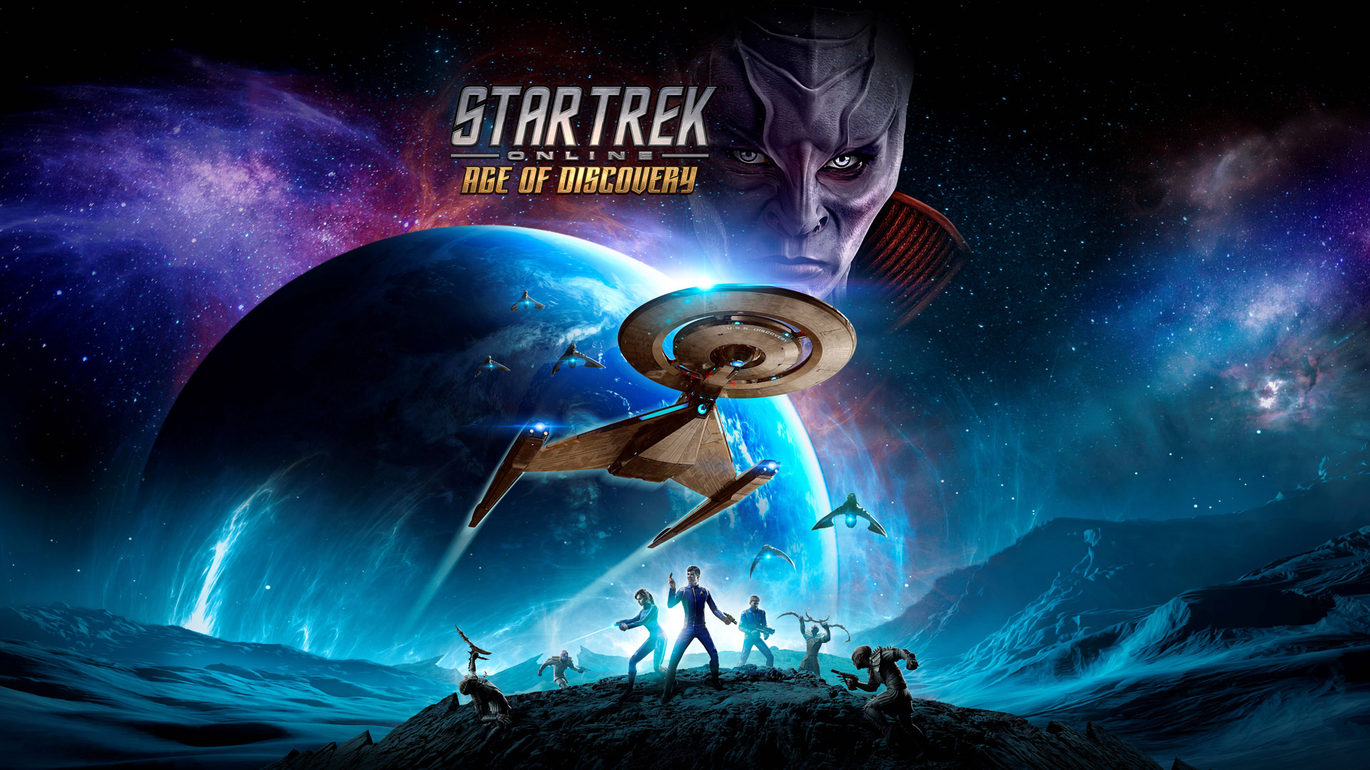 Free Star Trek Online Wallpaper In Star Trek Online Wallpaper 4k 1920x1080 Download Hd Wallpaper Wallpapertip