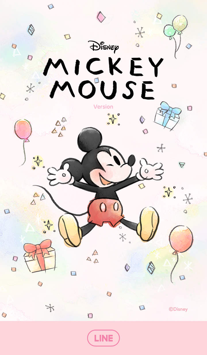 Home Screen Cute Mickey Mouse 720x1232 Download Hd Wallpaper Wallpapertip