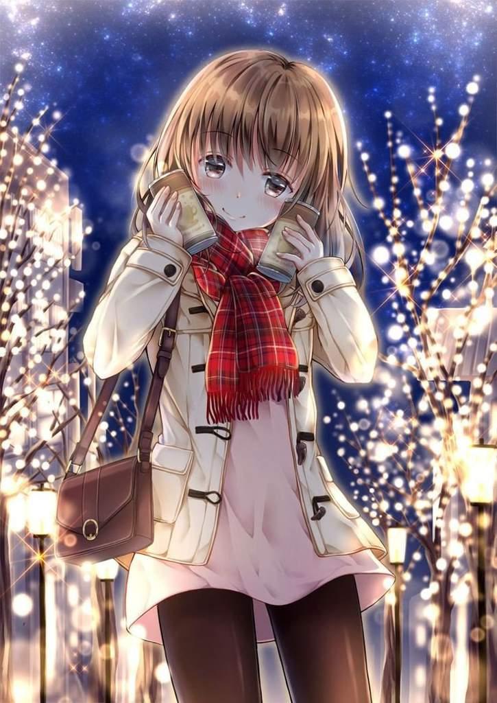 User Uploaded Image Kawaii Anime Girl Wallpaper Anime 725x1024 Download Hd Wallpaper Wallpapertip