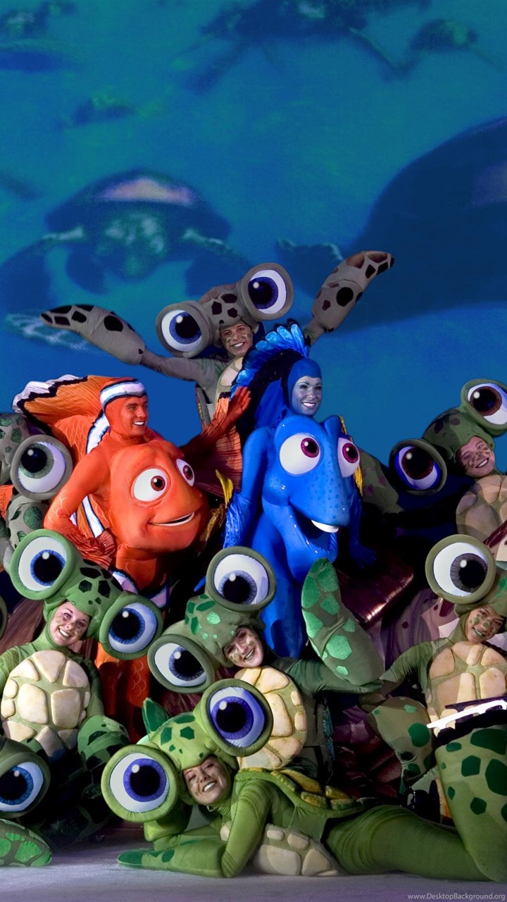 Finding Nemo Iphone Wallpaper Id - 720x1280 - Download HD ...