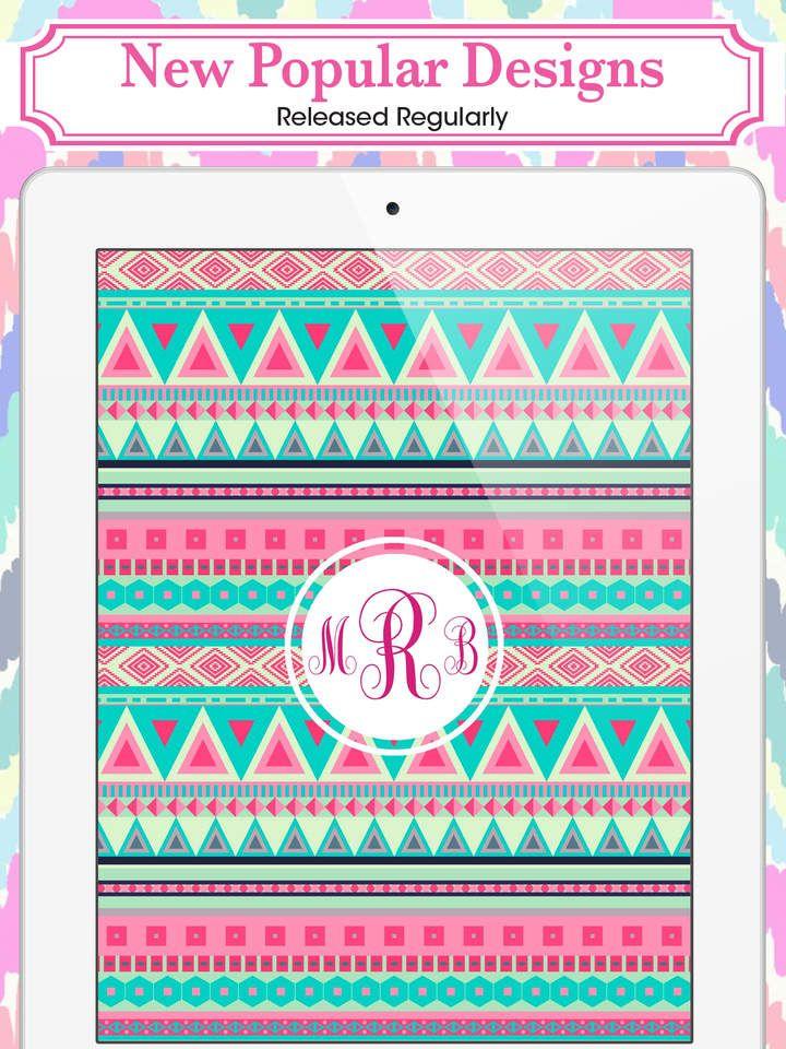 Wallpaper & Backgrounds Maker Hd With Glitter - Motif - 720x960 - Download HD  Wallpaper - WallpaperTip
