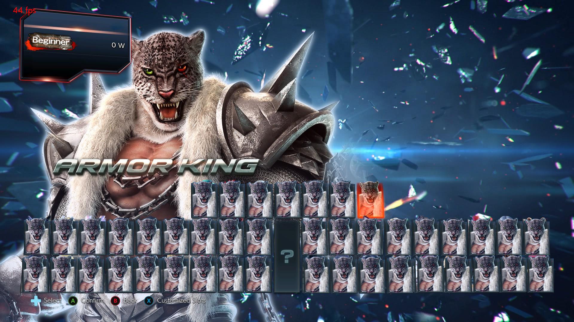 tekken king wallpaper 4k