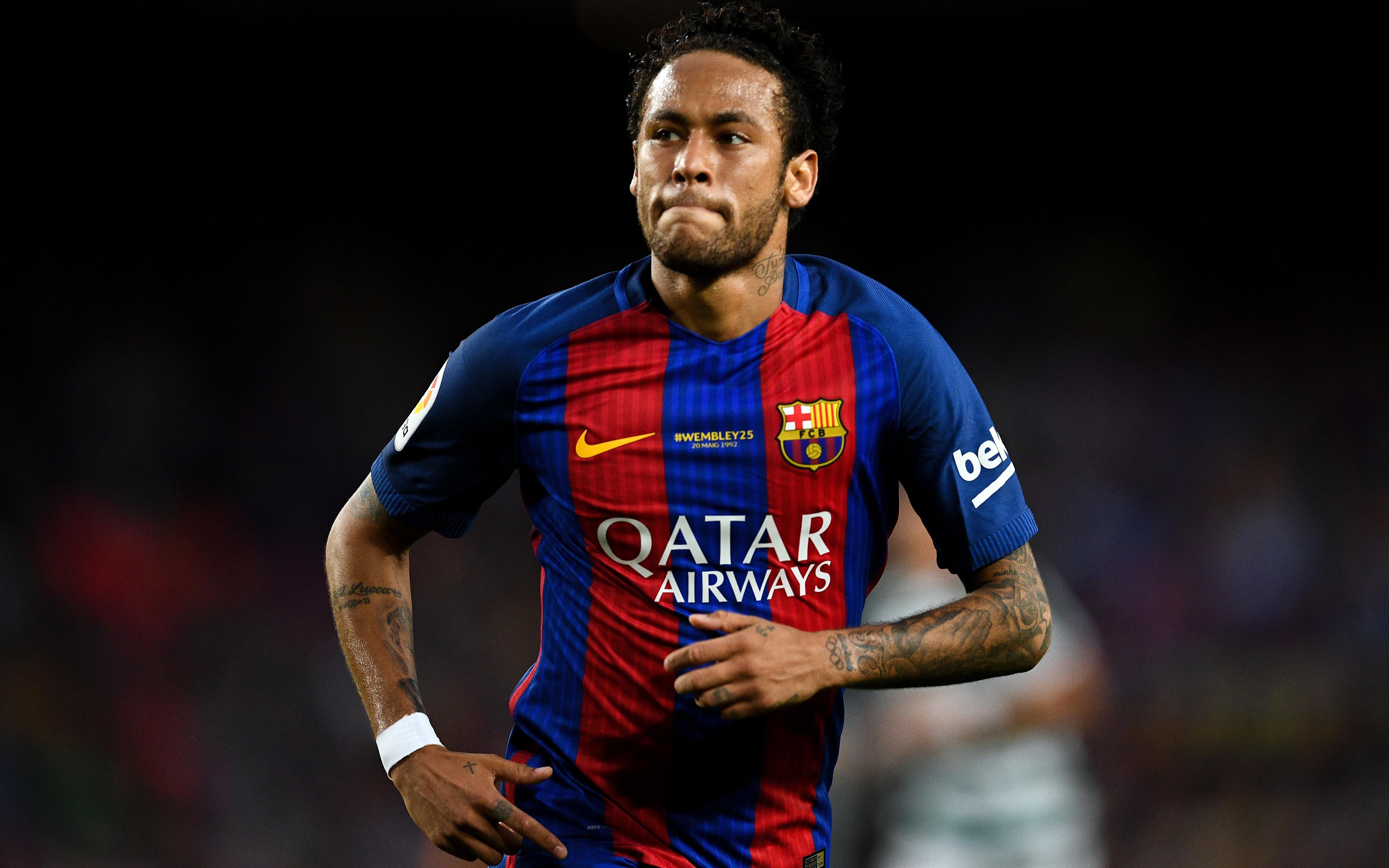 4k, Neymar, 2017, Barca, Neymar Jr, Fc Barcelona, Football ...