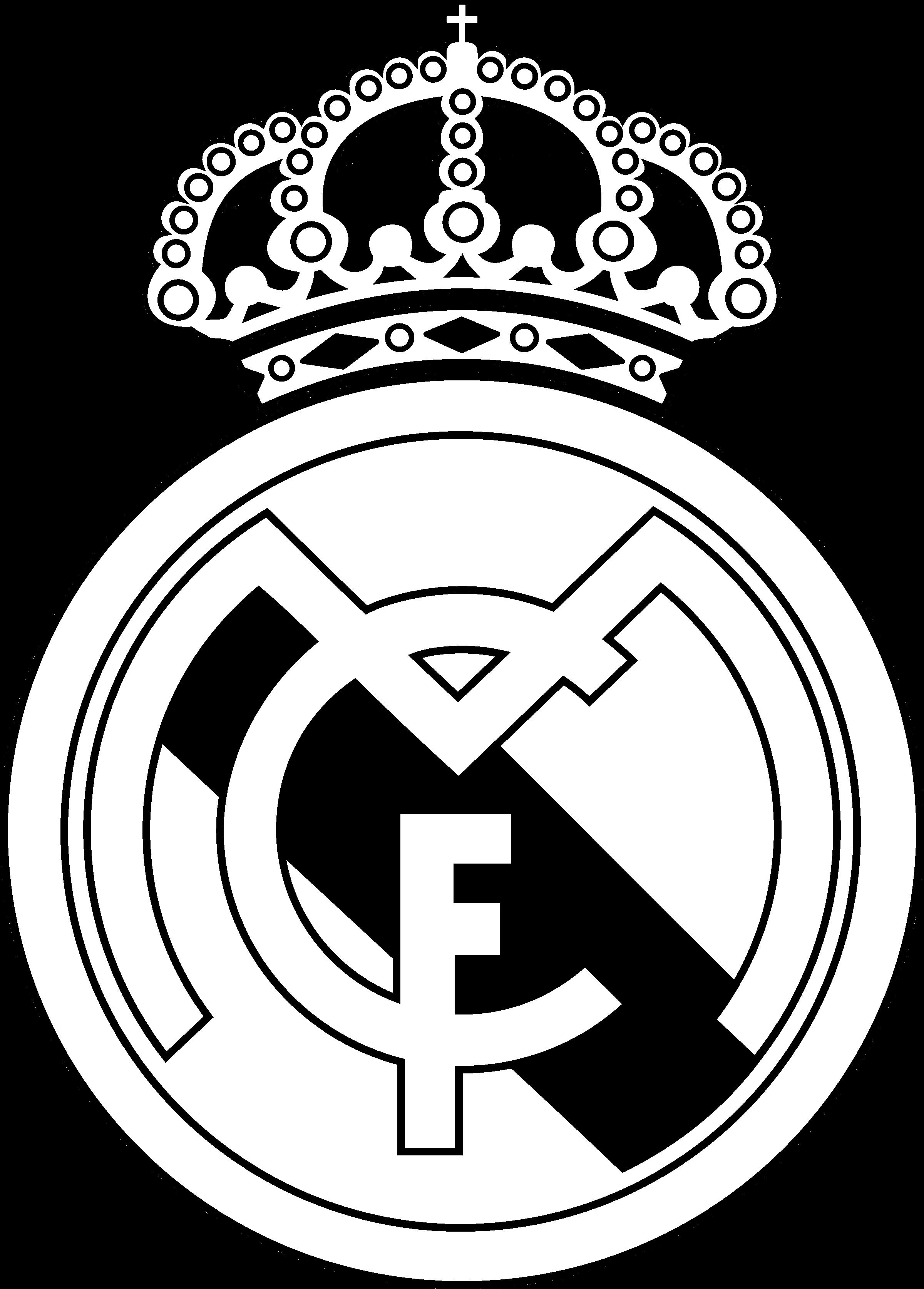 Real Madrid Png Full Hd Vector Real Madrid Logo 2400x3348 Download Hd Wallpaper Wallpapertip